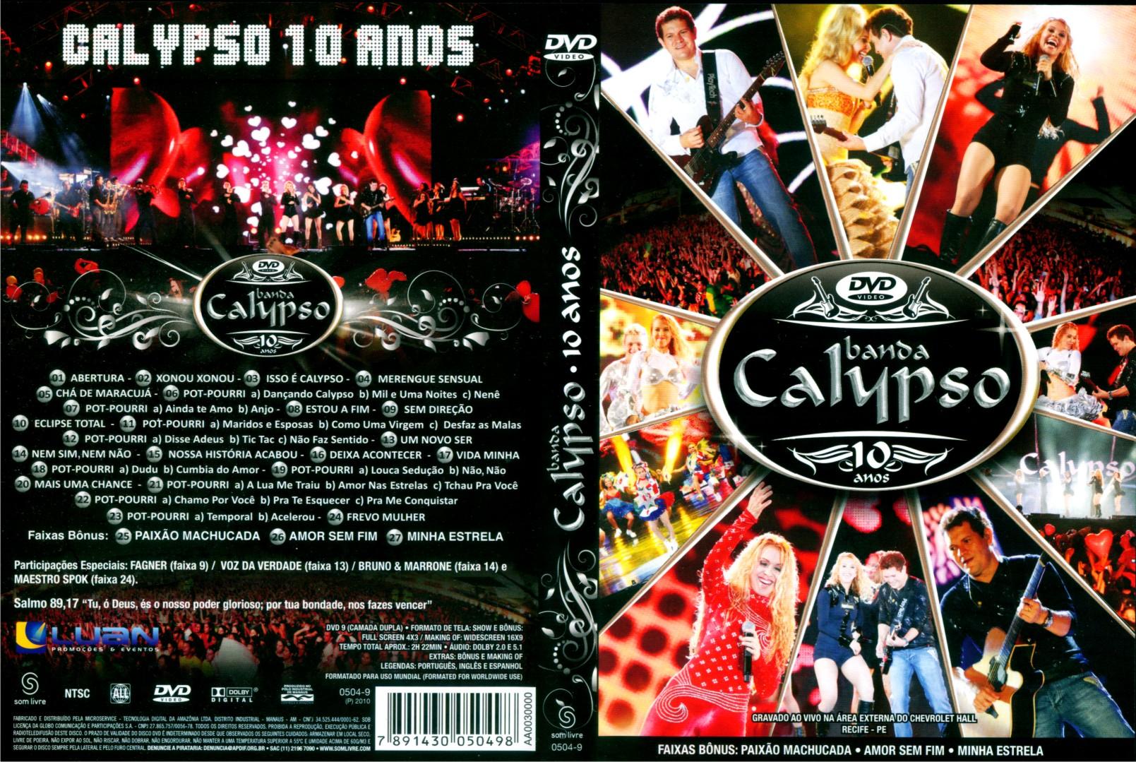BandaCalypso10Anos