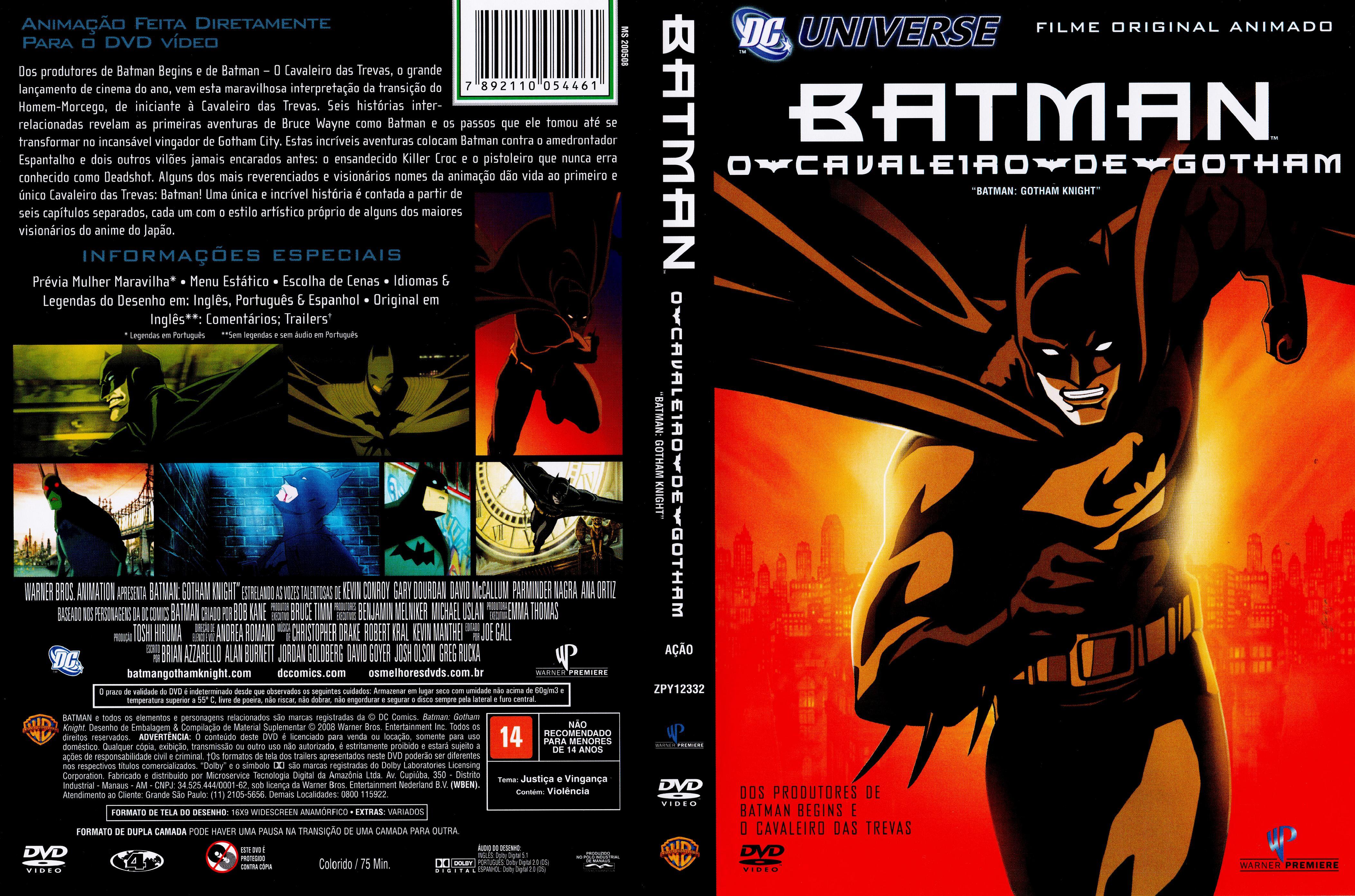 BatmanGothamKnight