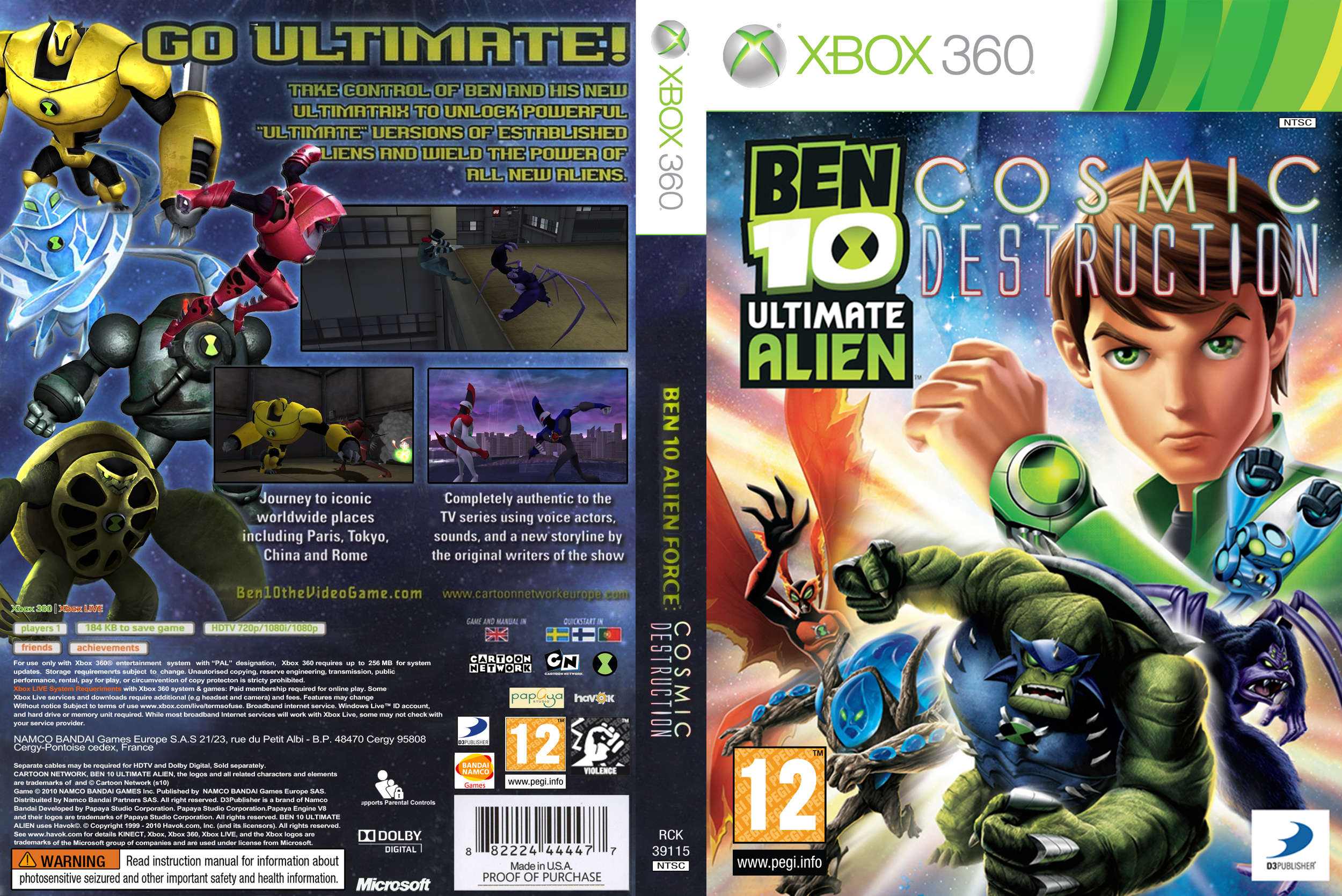 Ben10UltimateAlienCosmicDestruction