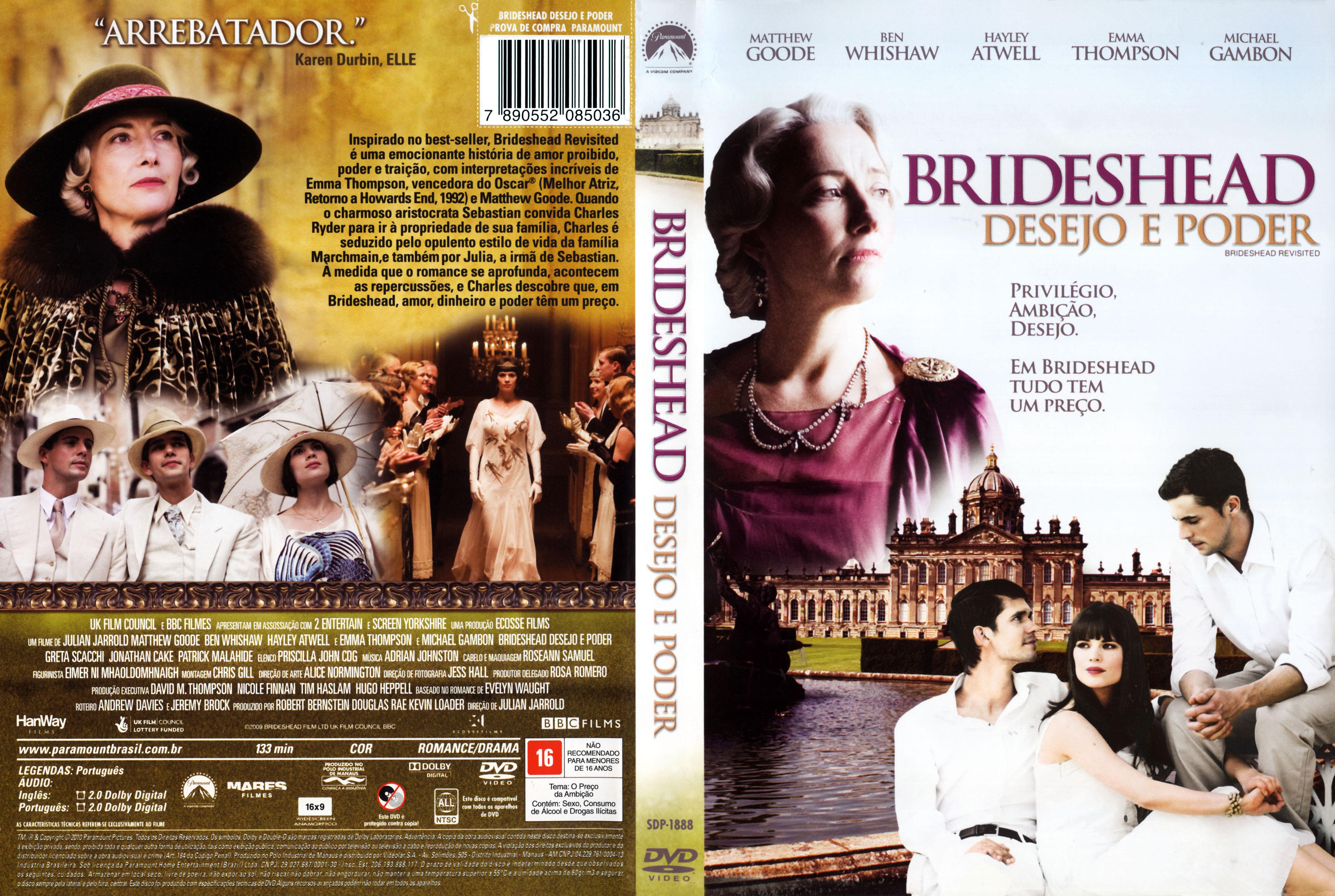 BridesheadDesejoePoder