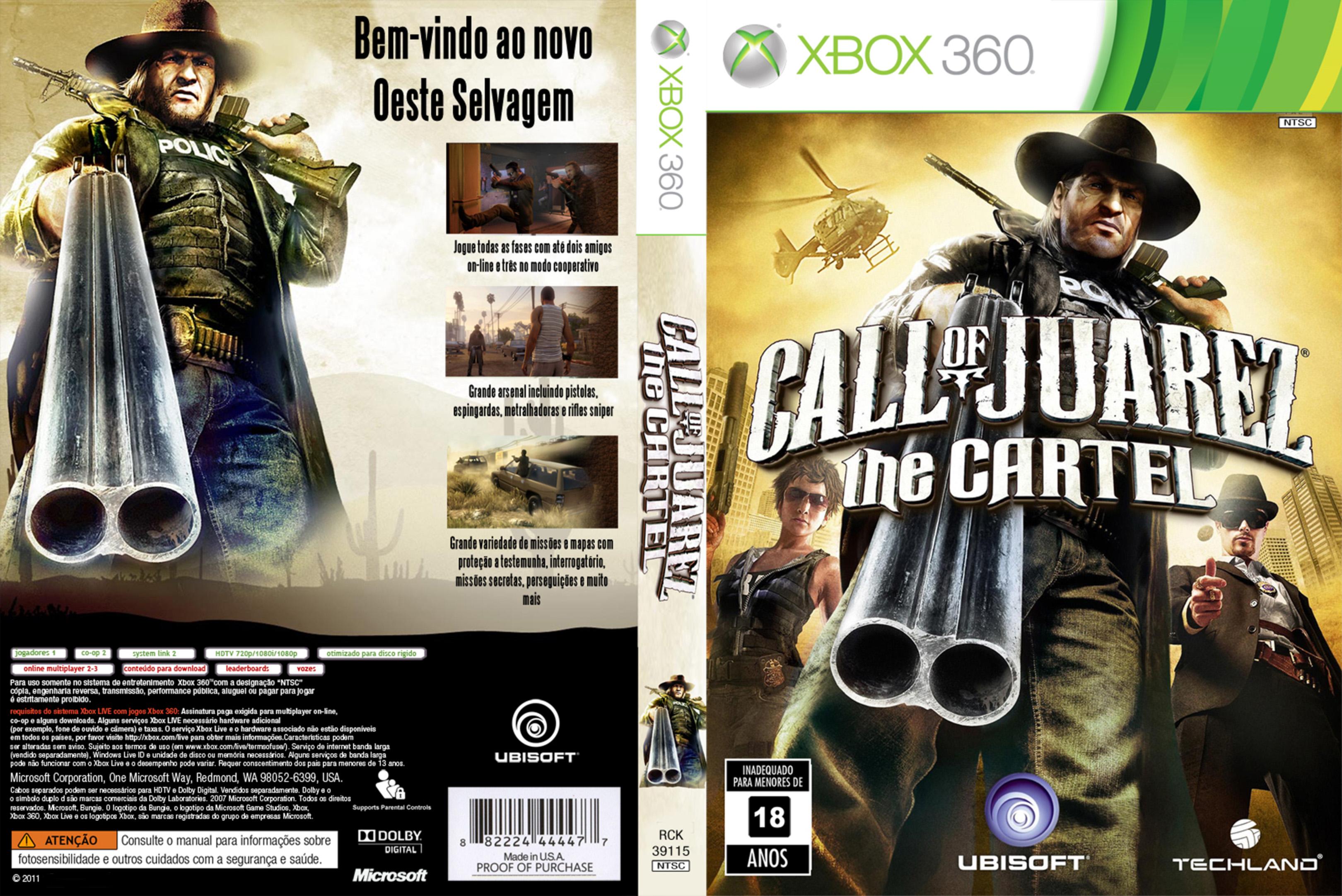 CallOfJuarezTheCartel