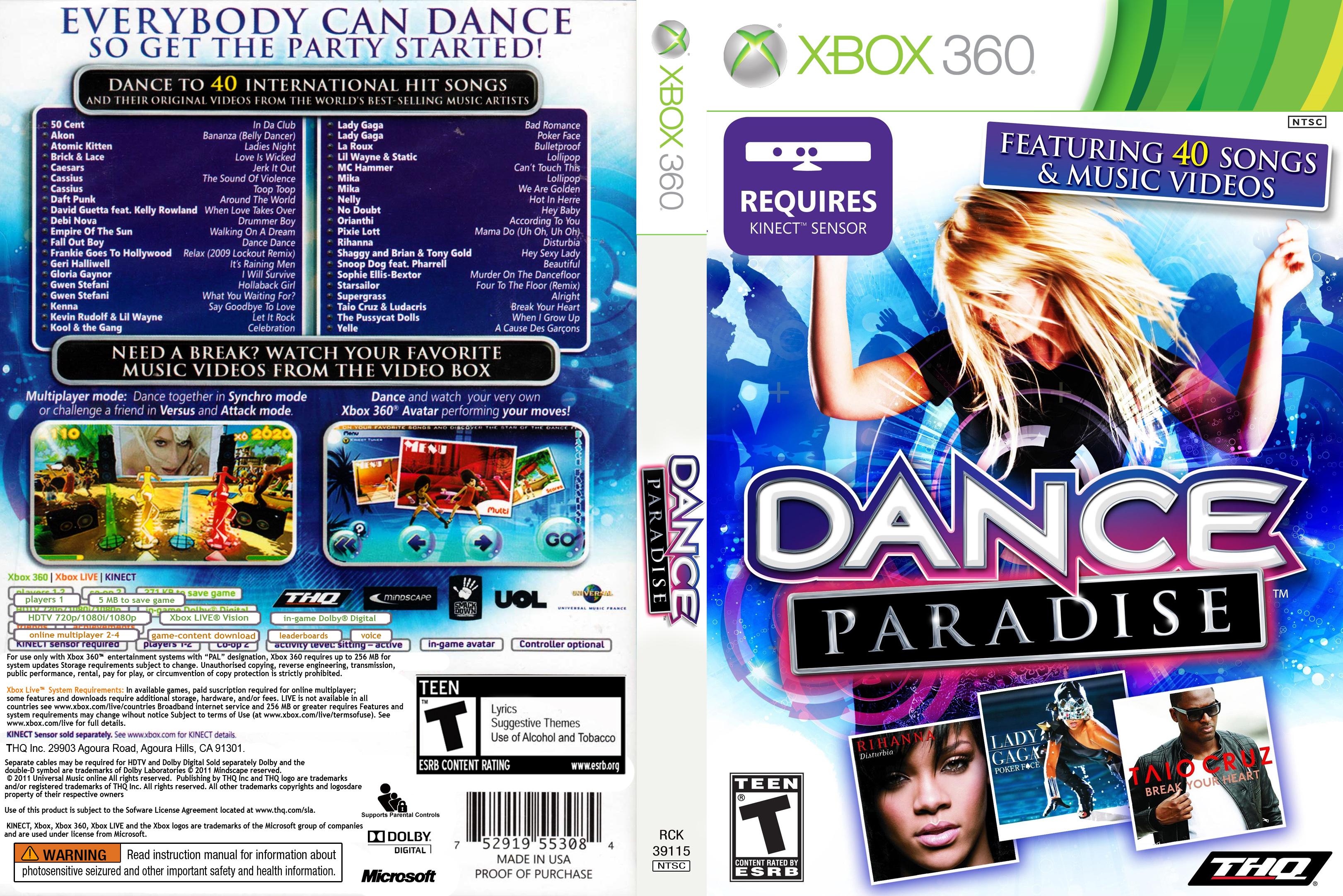 DanceParadise