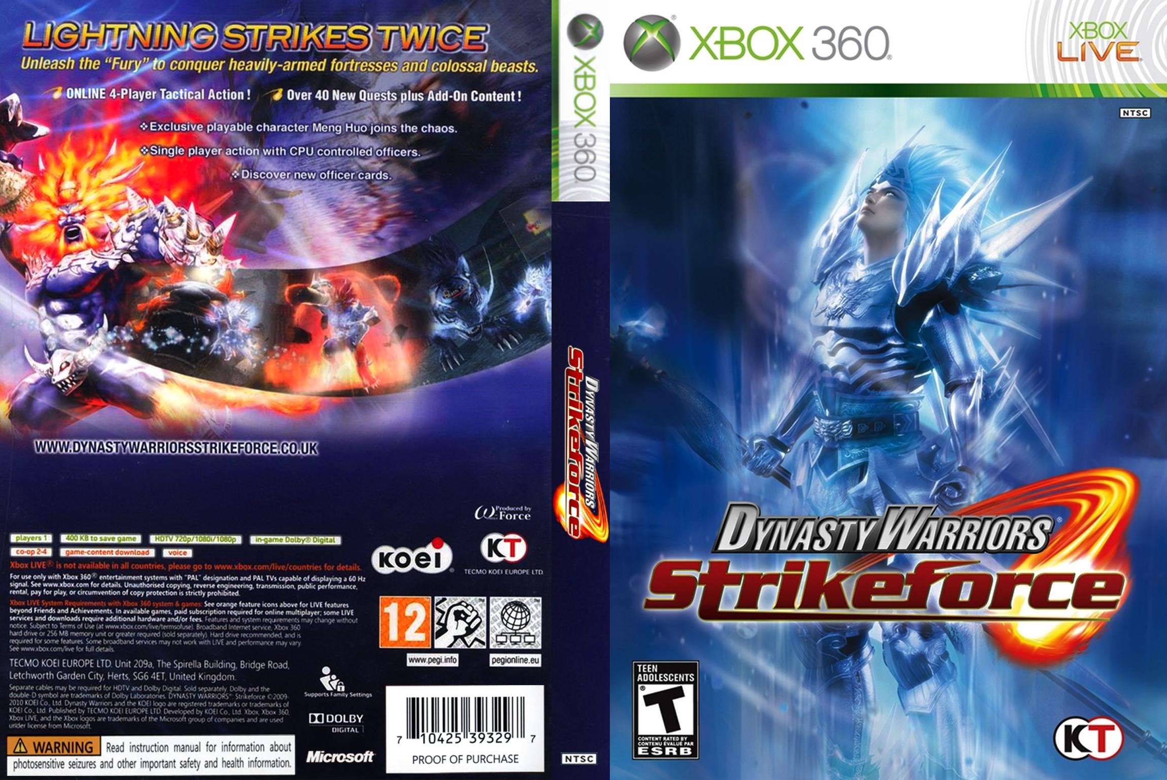 DynastyWarriorsStrikeforce