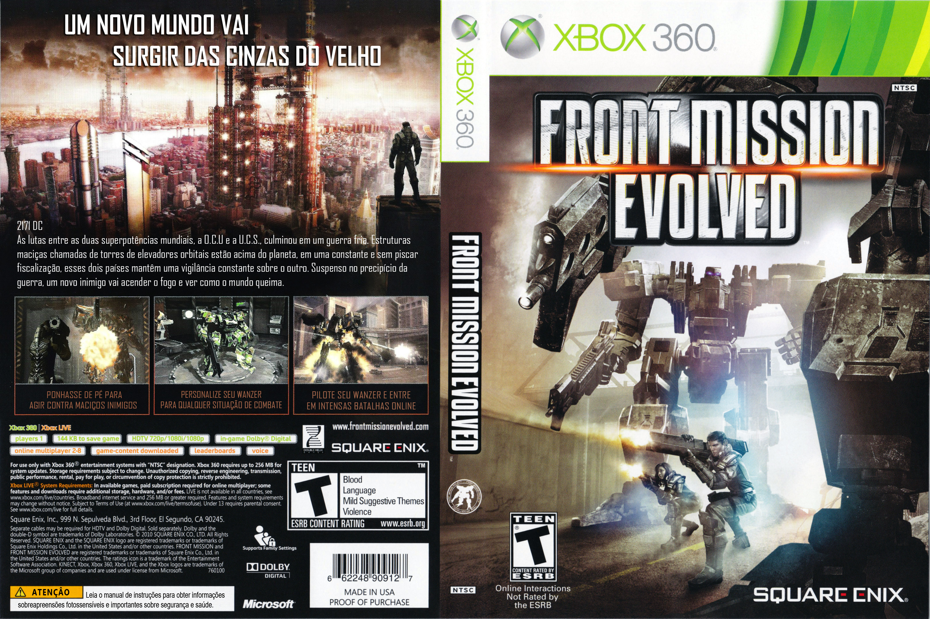 FrontMissionEvolved