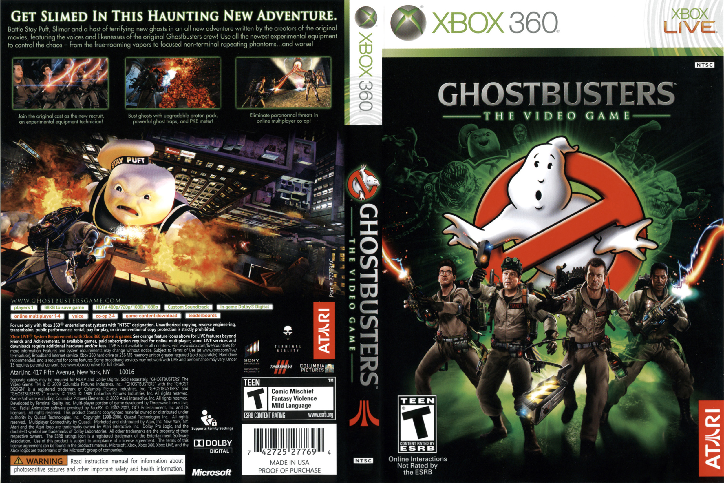 GhostbustersTheVideoGame