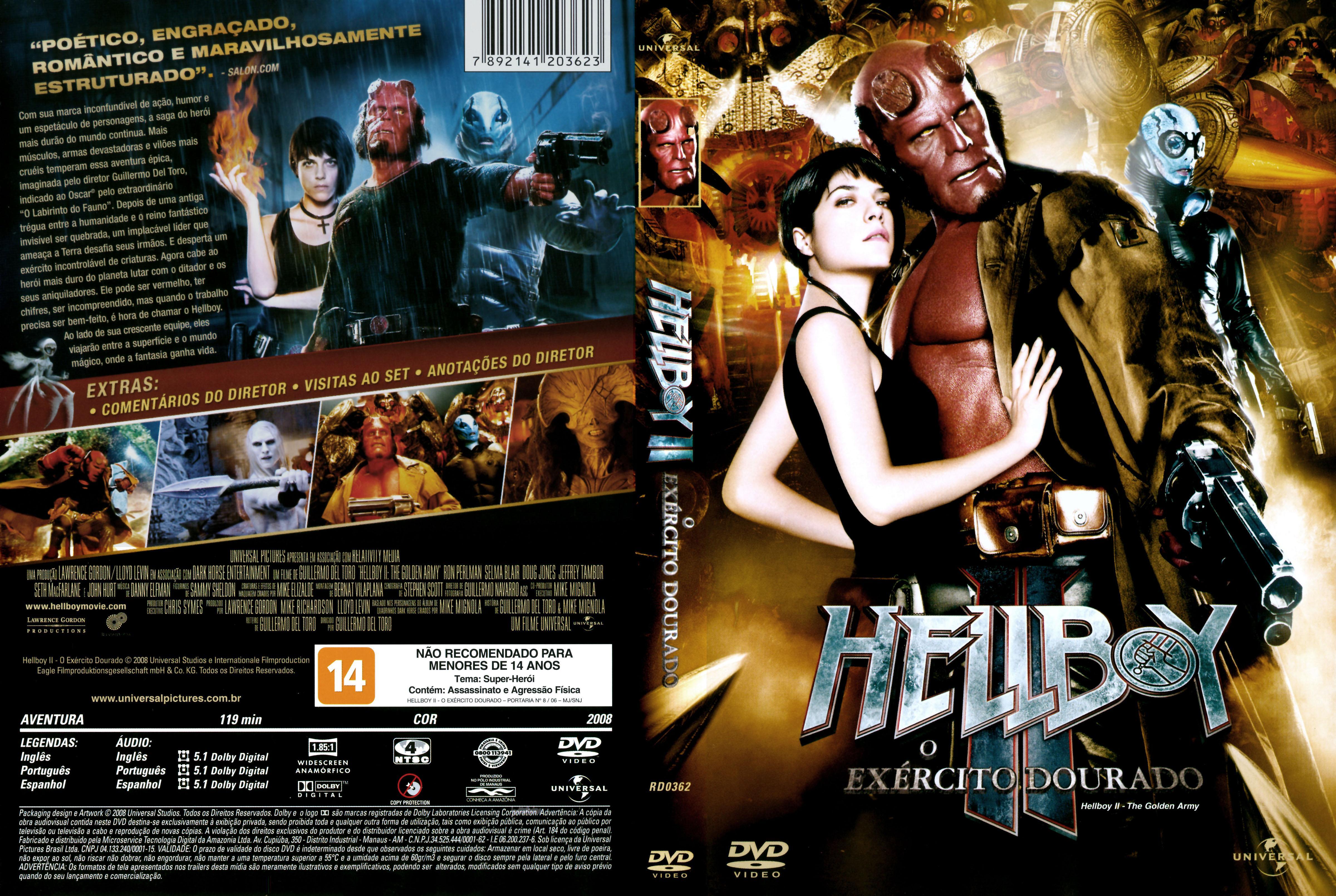 Hellboy2OExercitoDourado