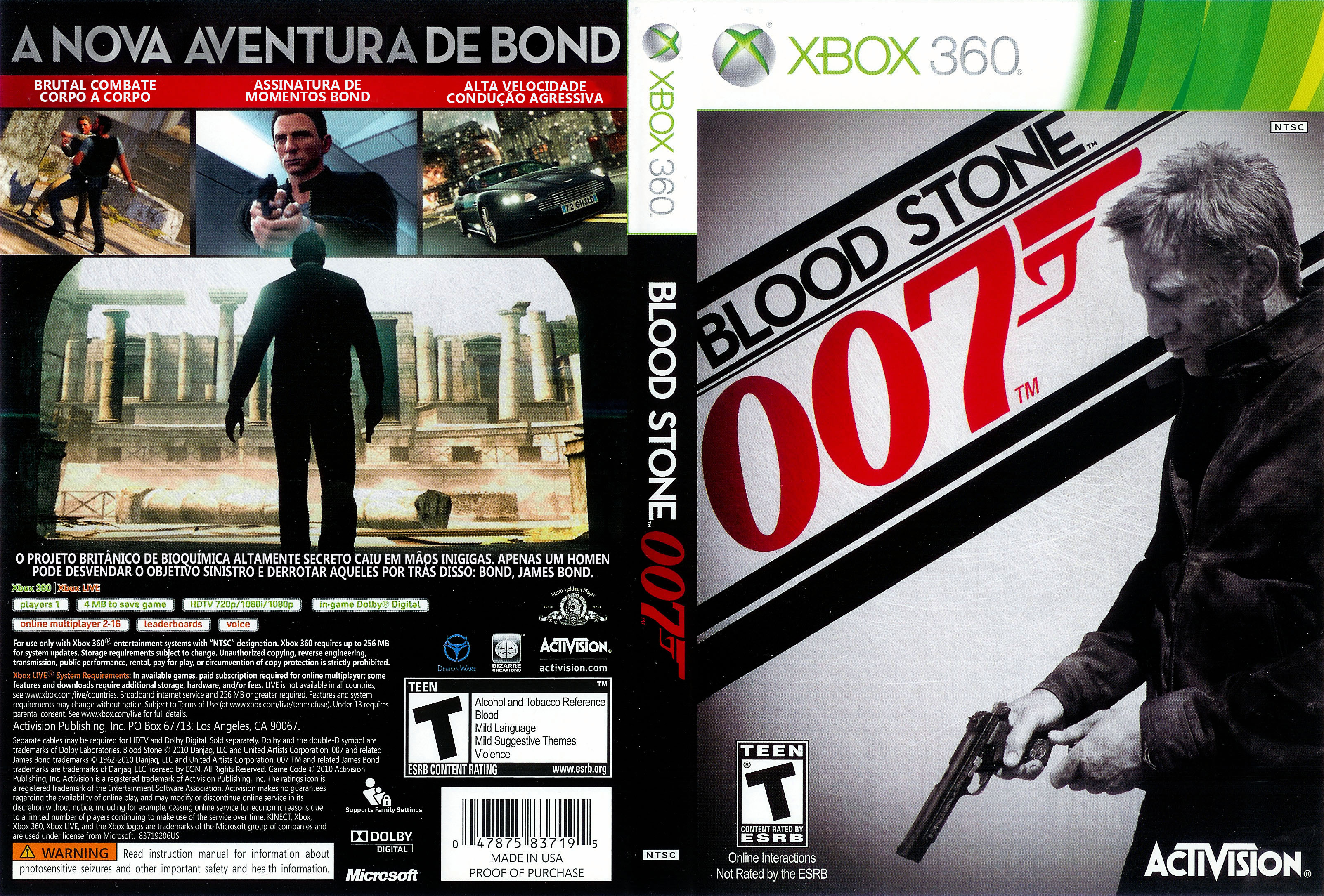 JamesBond007BloodStone