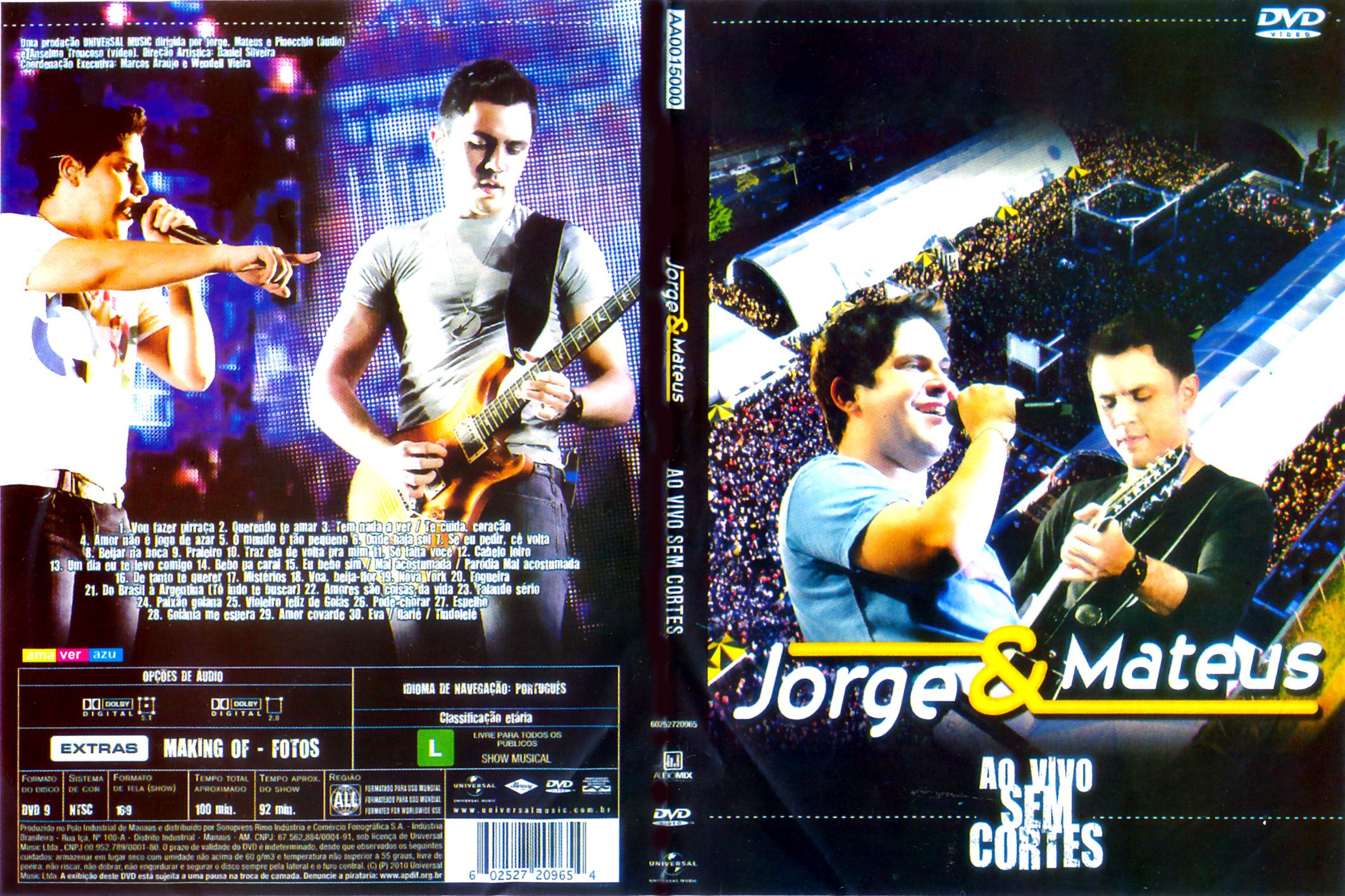 JorgeMateusAoVivoeSemCortes
