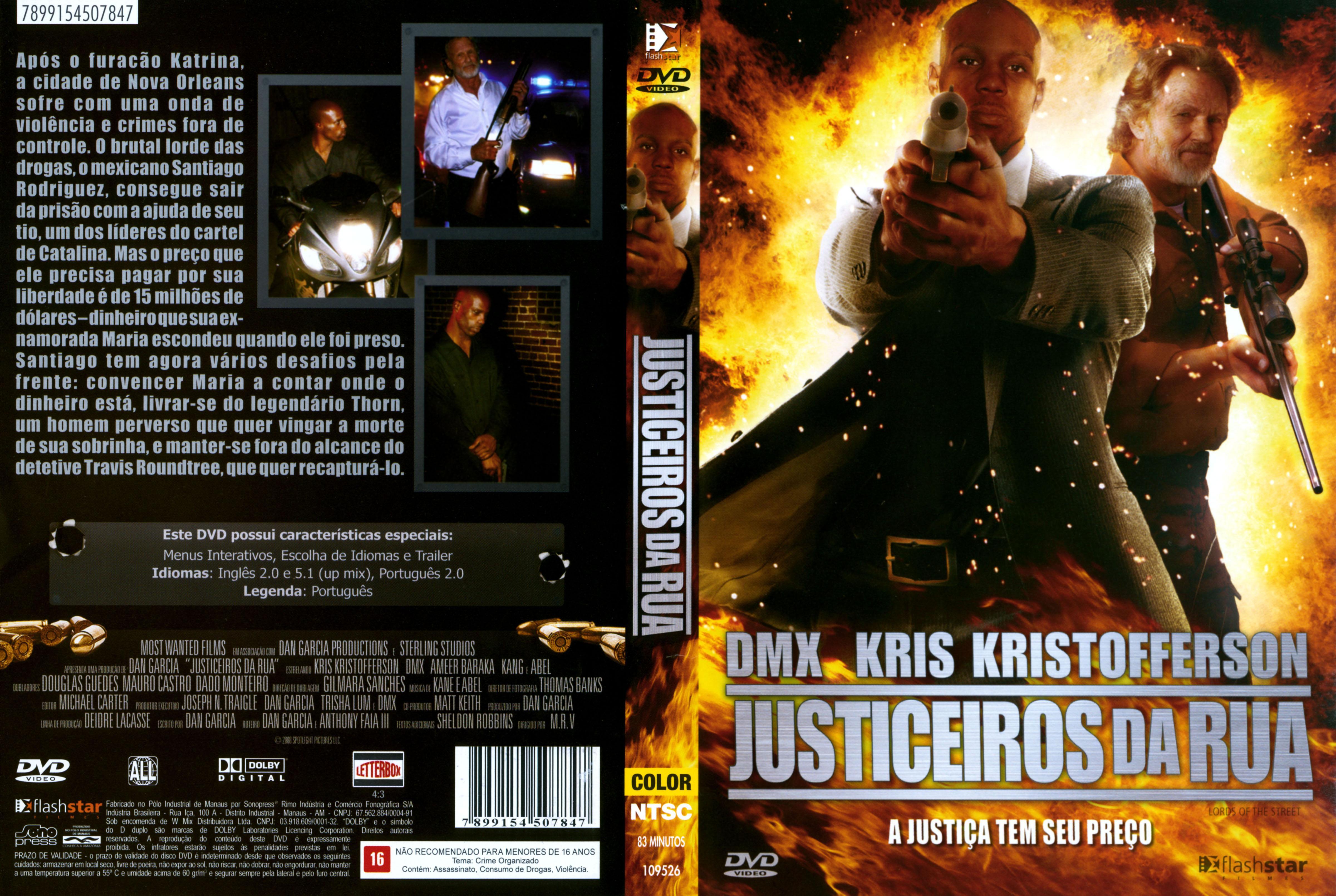 JusticeirosDaRua