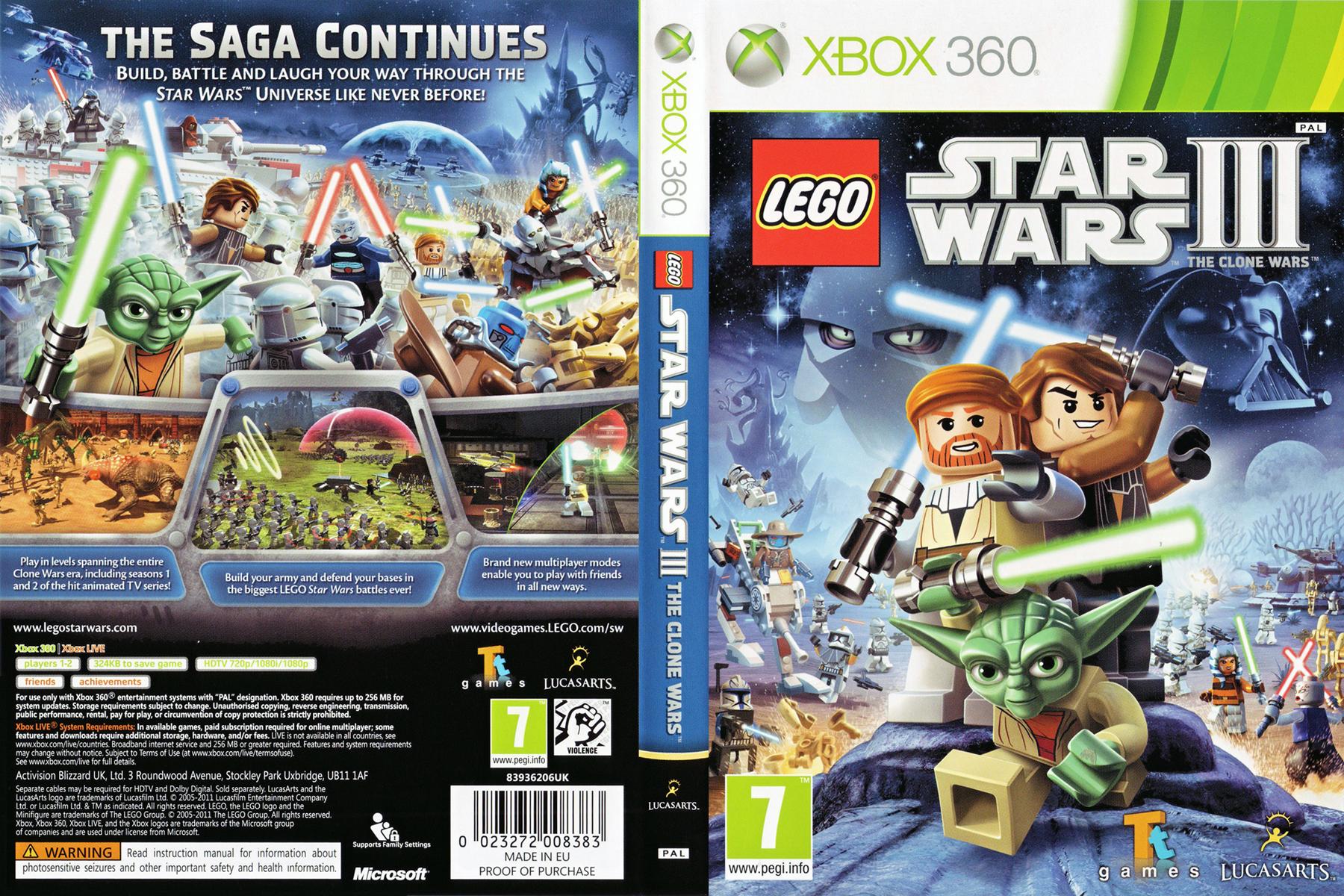 LEGOStarWarsIIITheCloneWars