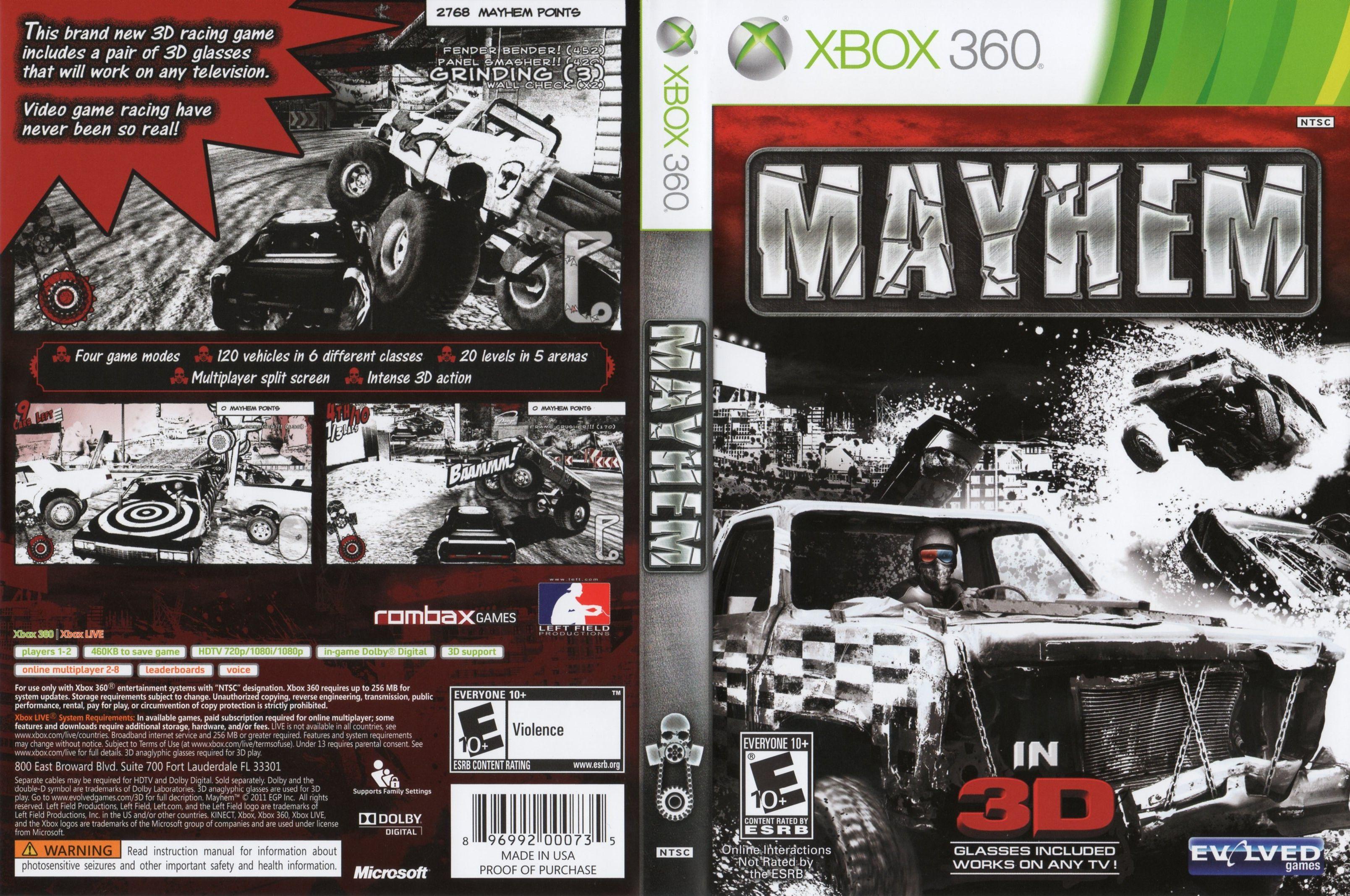 Mayhem3D