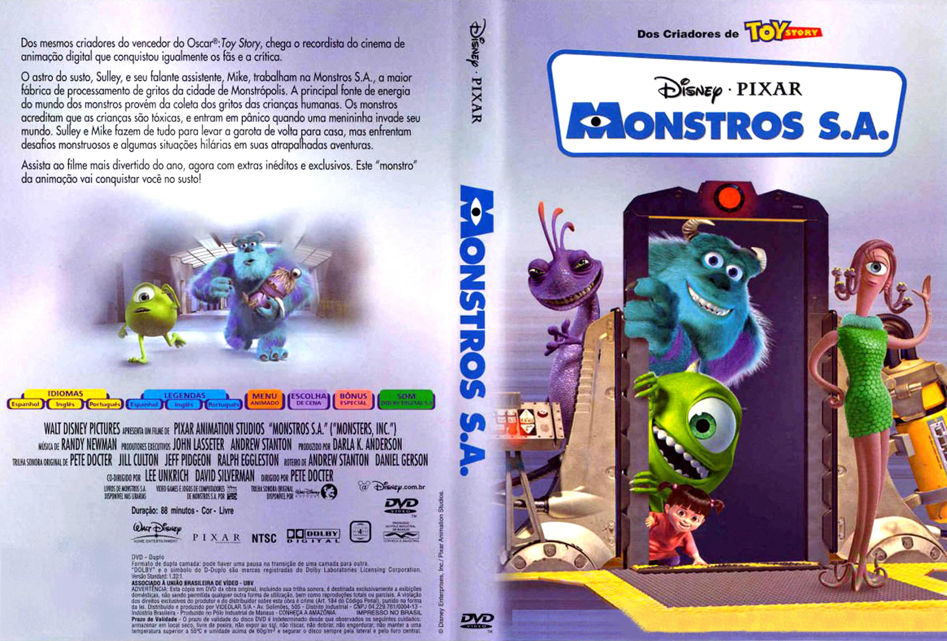 MonstrosSA
