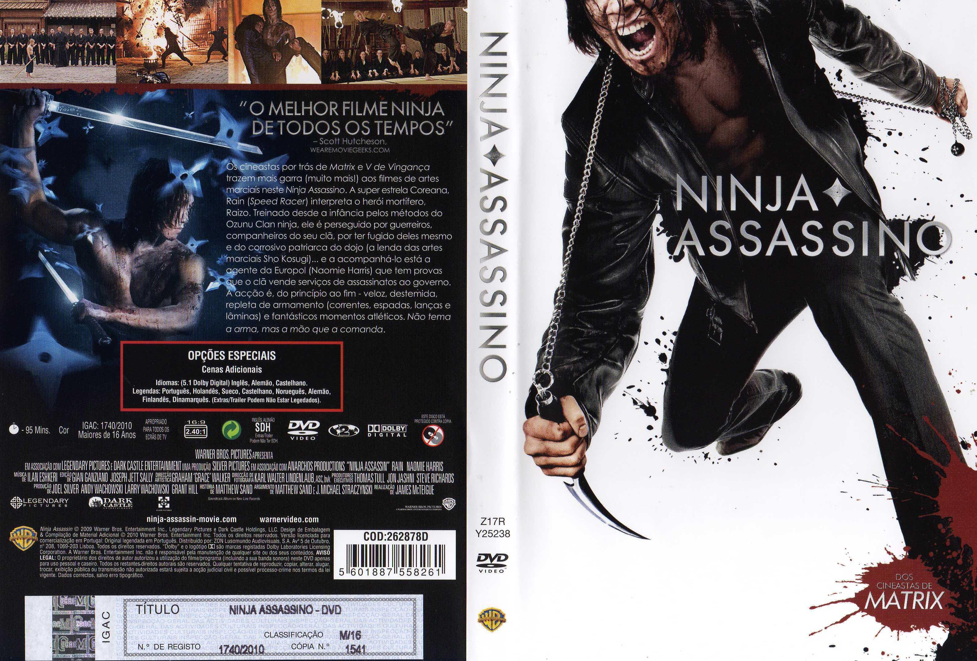 NinjaAssassino