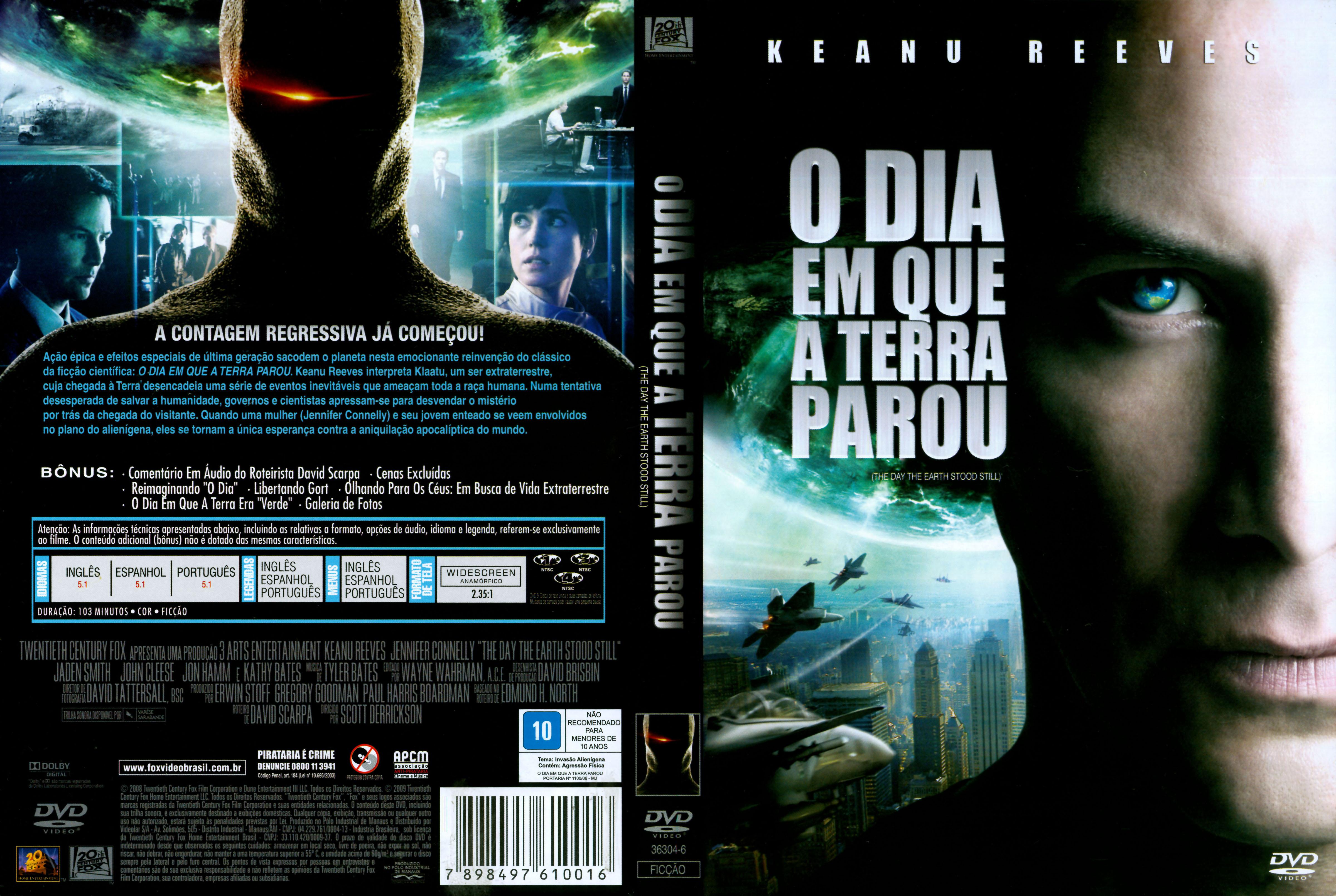 ODiaEmQueATerraParou