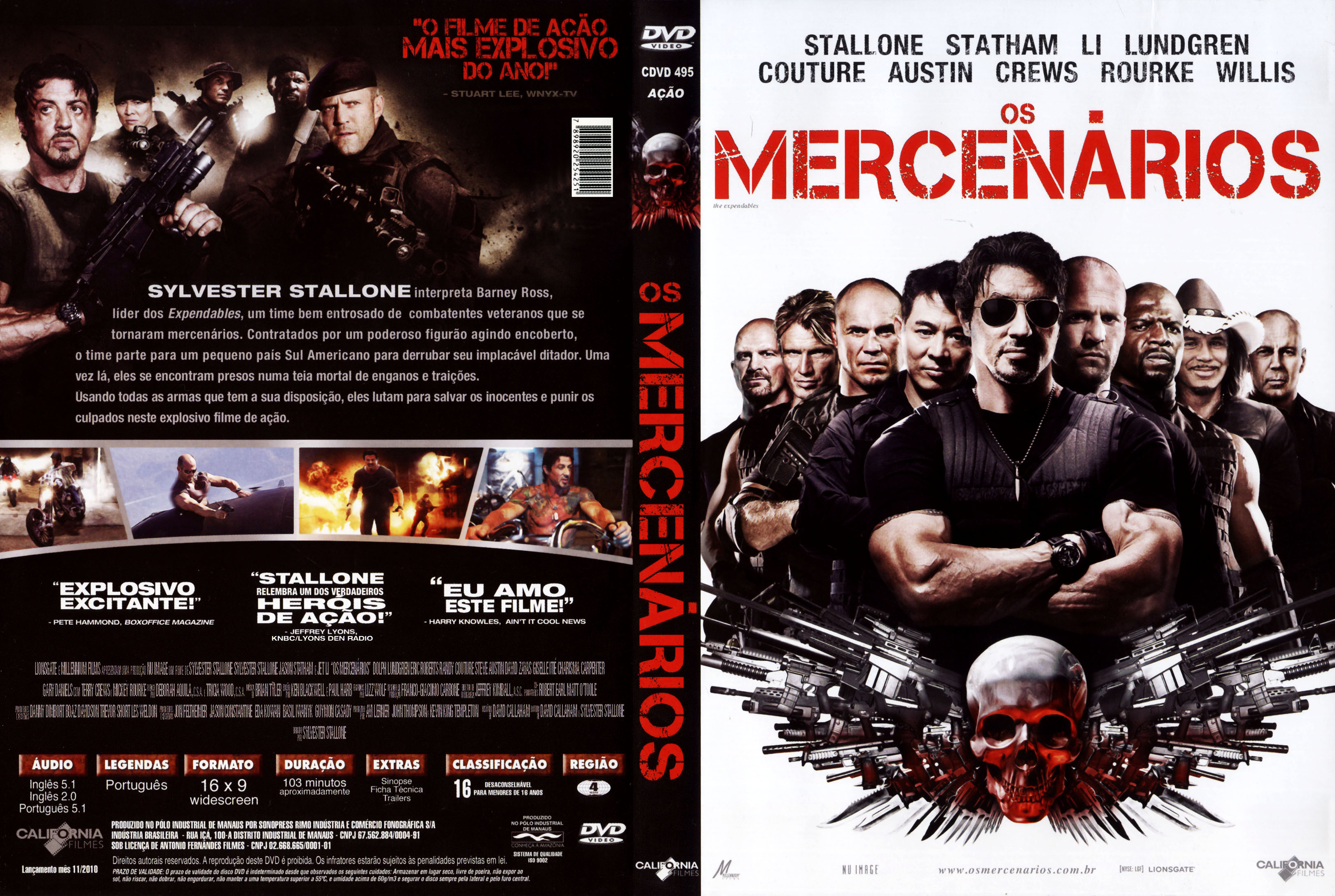OsMercenarios
