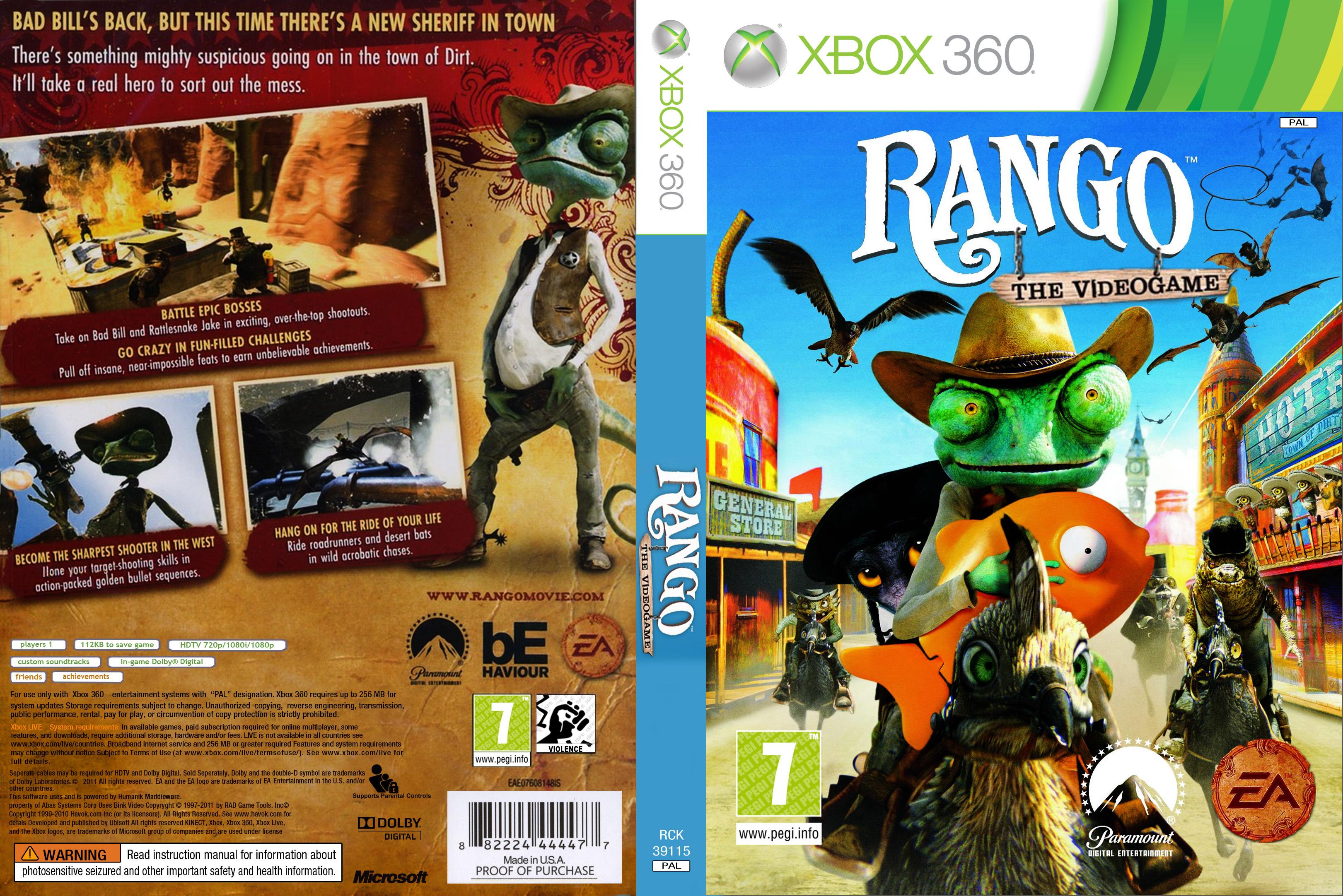 RangoTheVideoGame