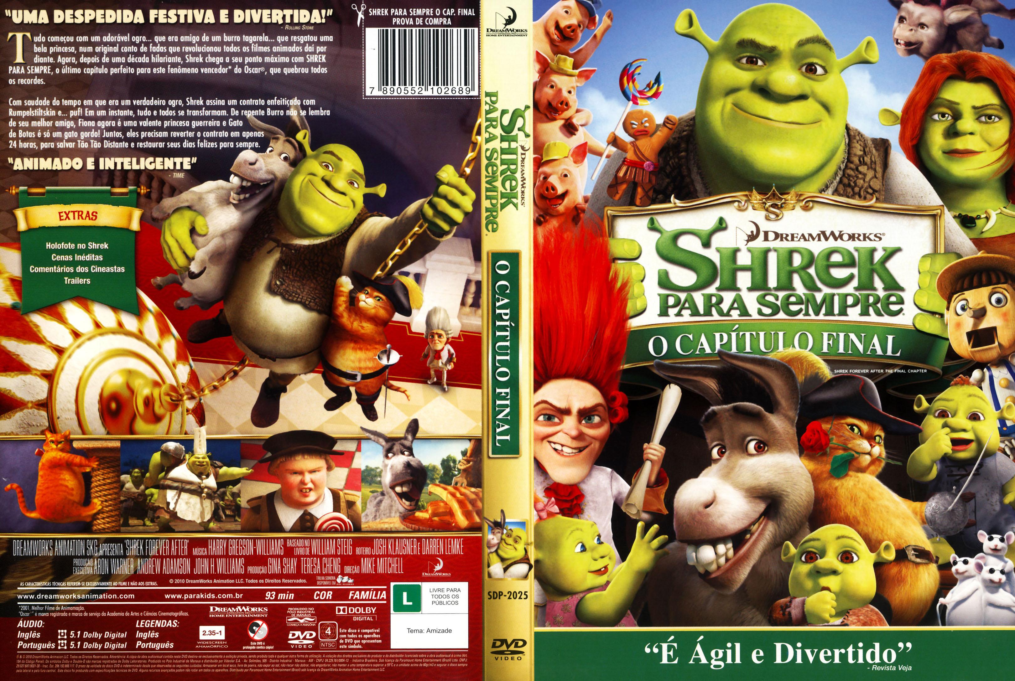 ShrekParaSempre