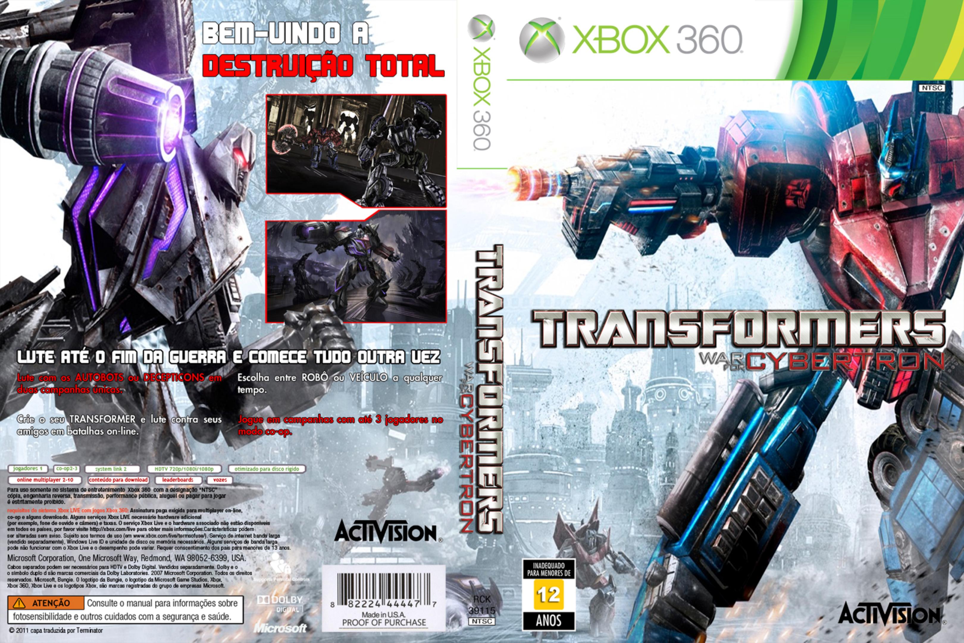 TransformersWarForCybertron