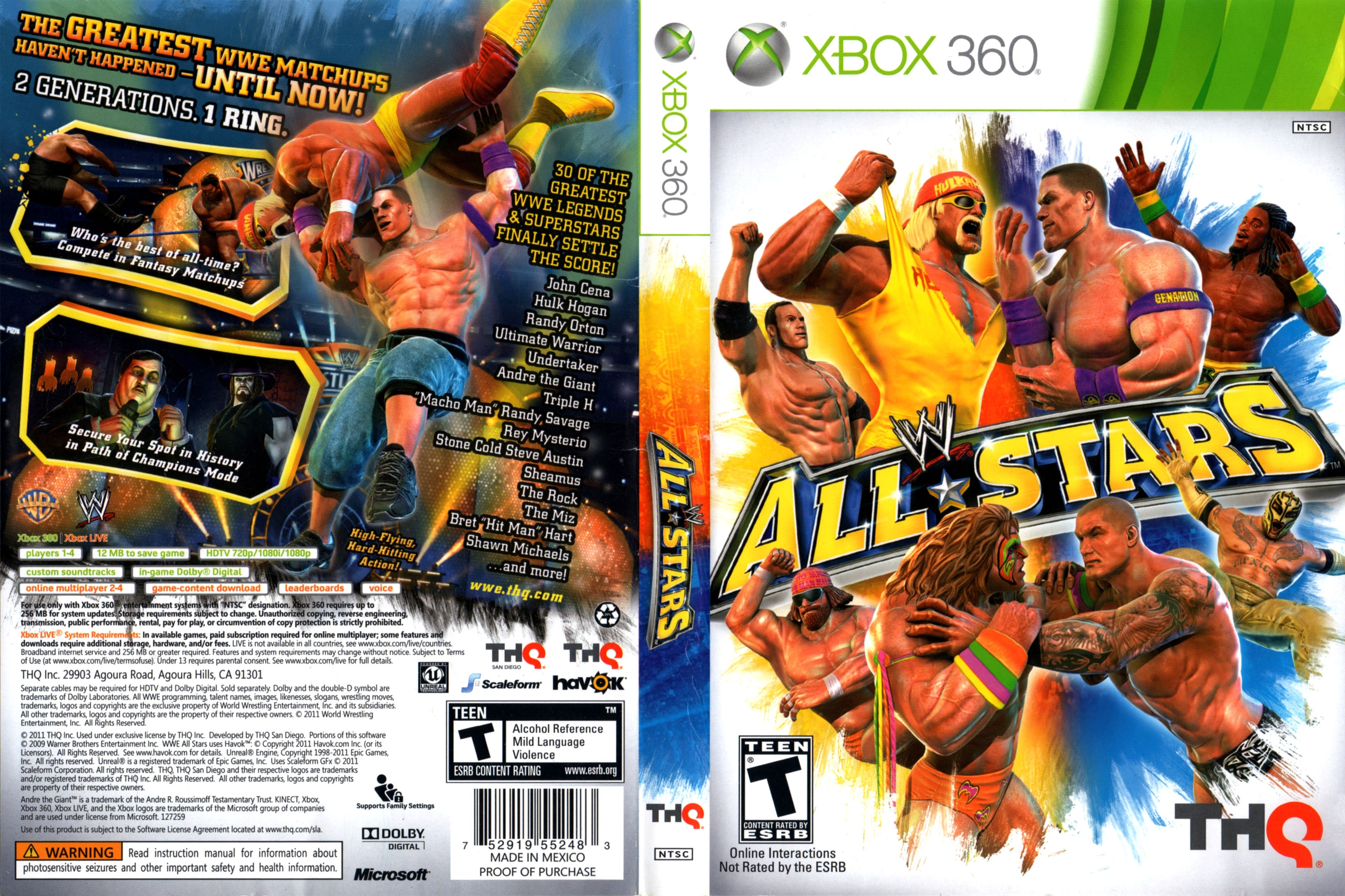 WWEAllStars