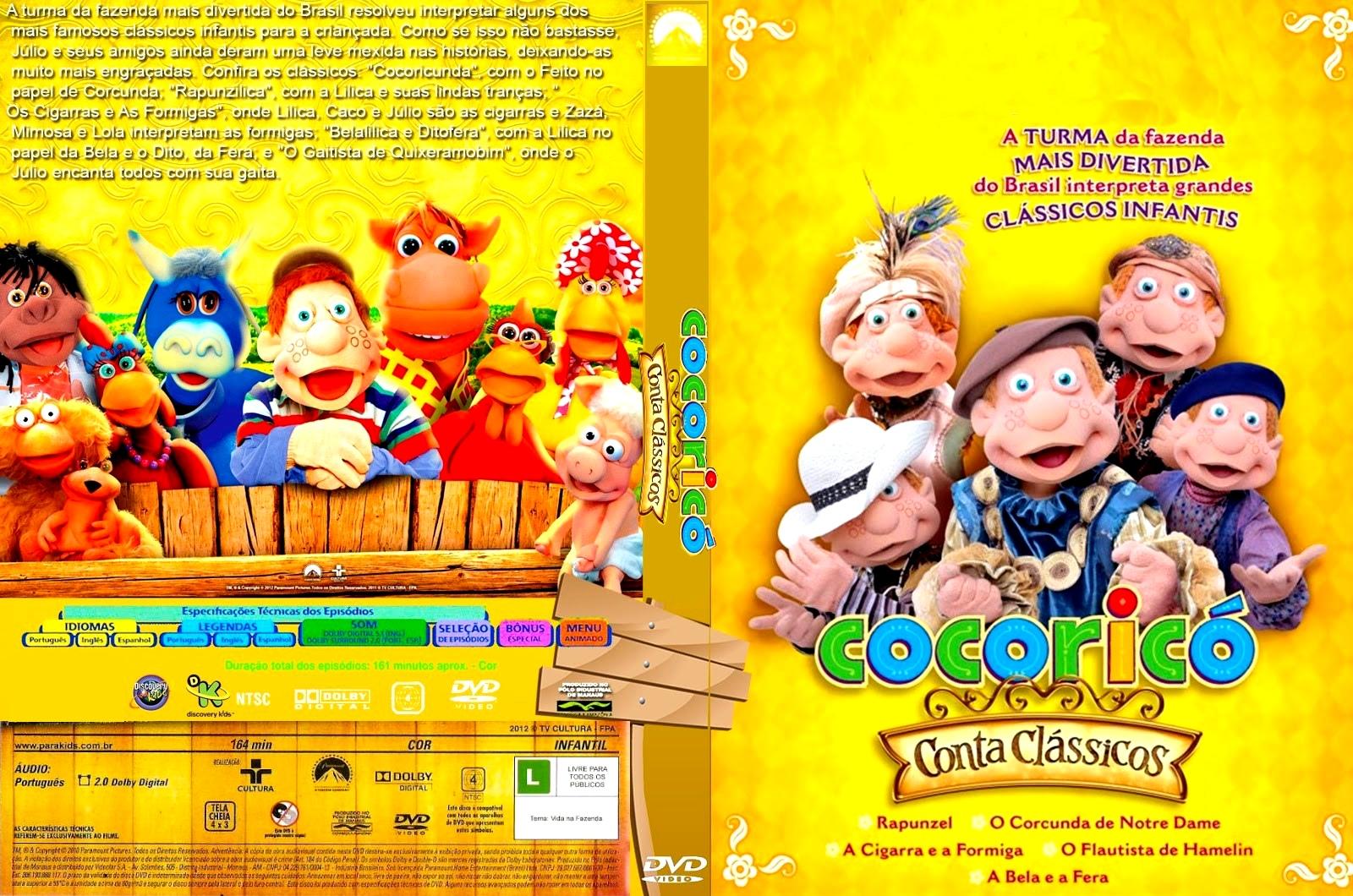 CocoricoContaClassicos