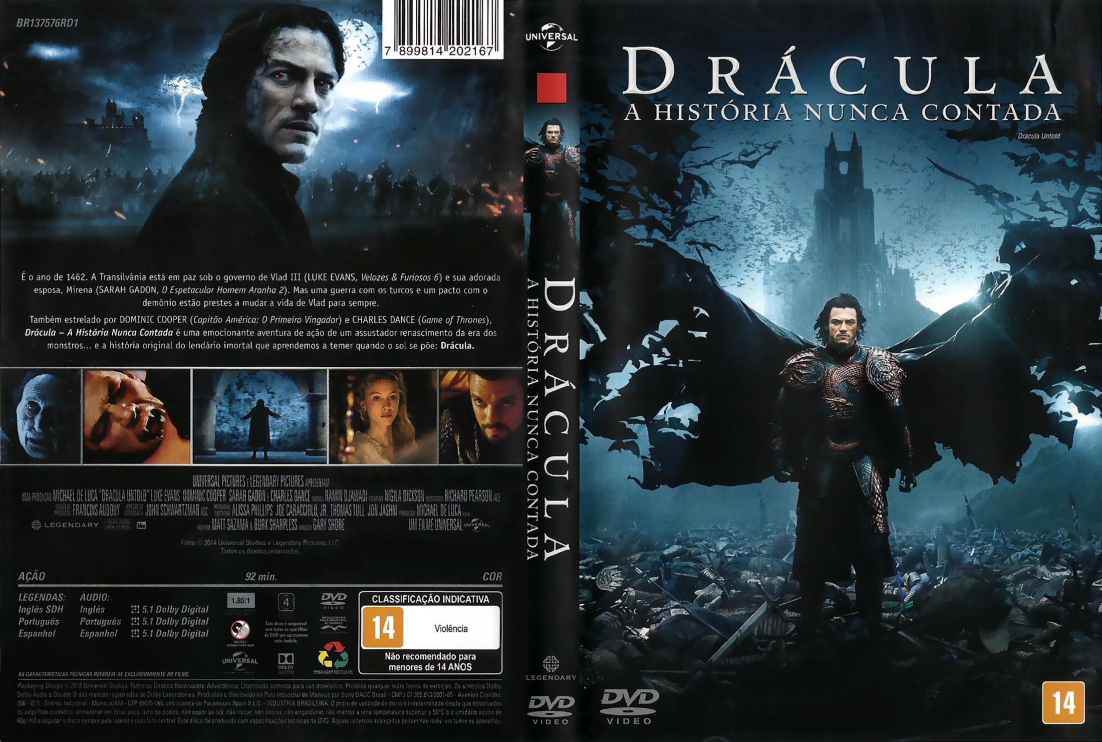 DraculaAHistoriaNuncaContada