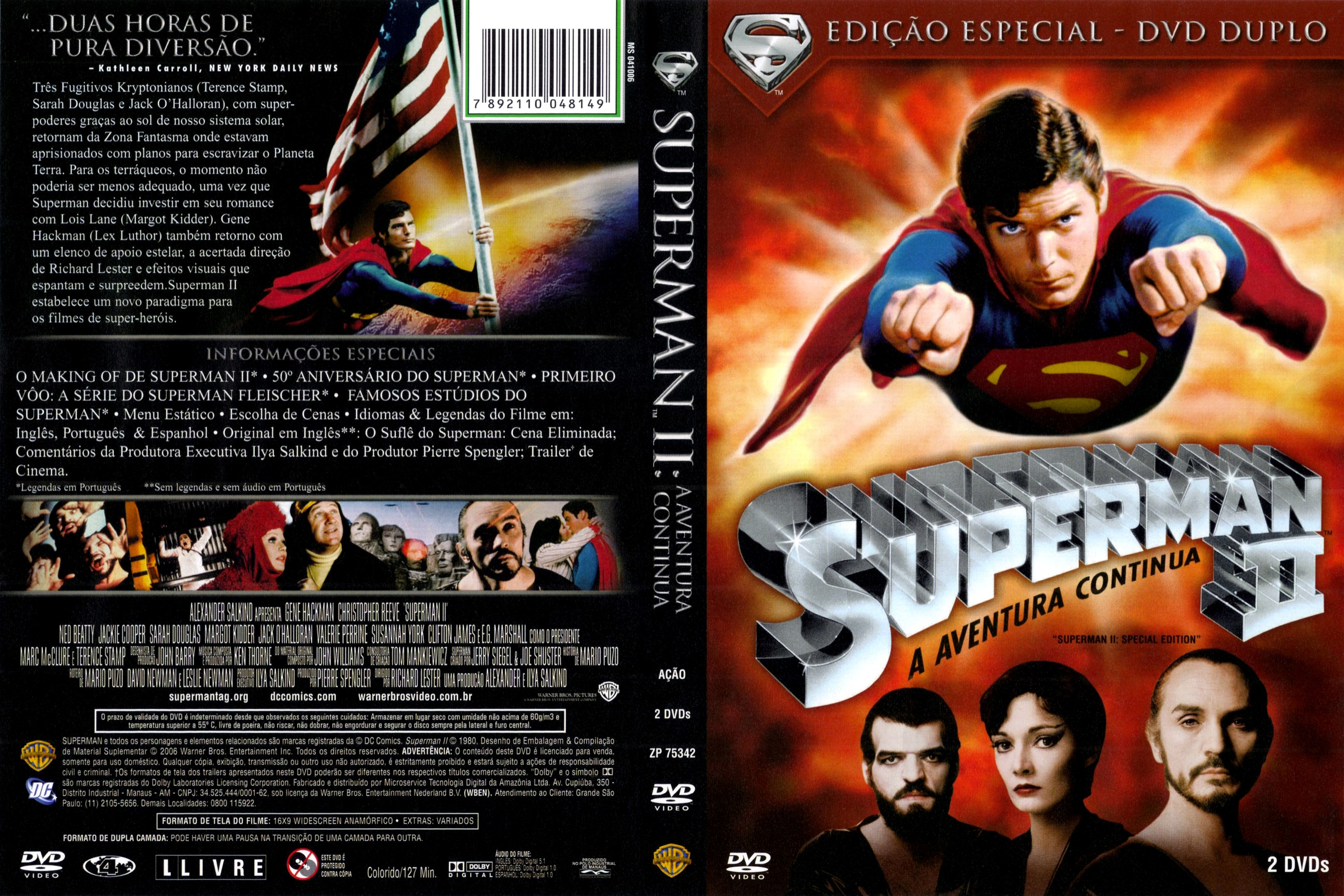 SupermanIIAAventuraContinua