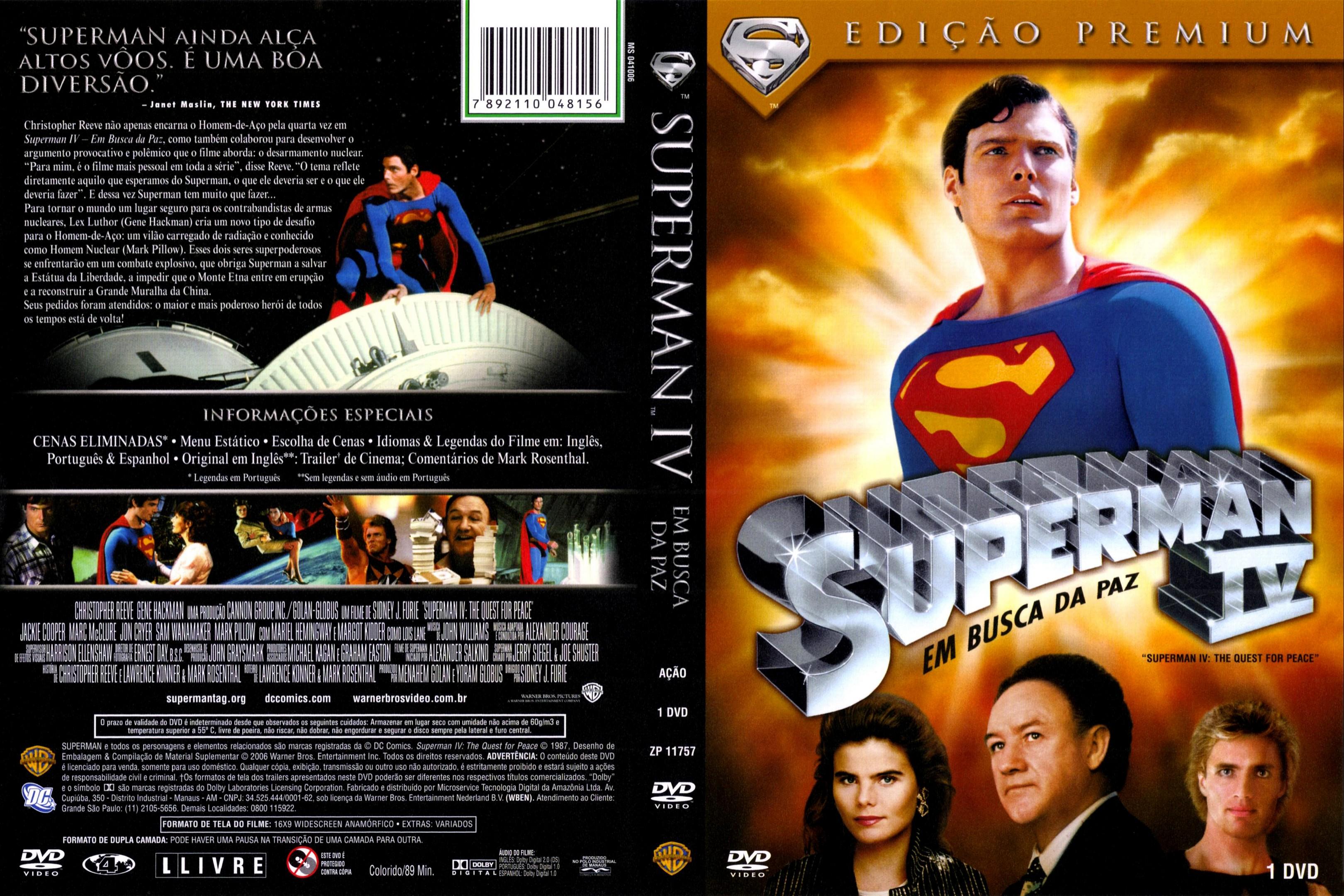SupermanIVEmBuscadaPaz