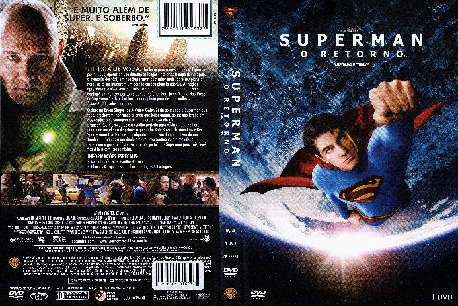 SupermanORetorno