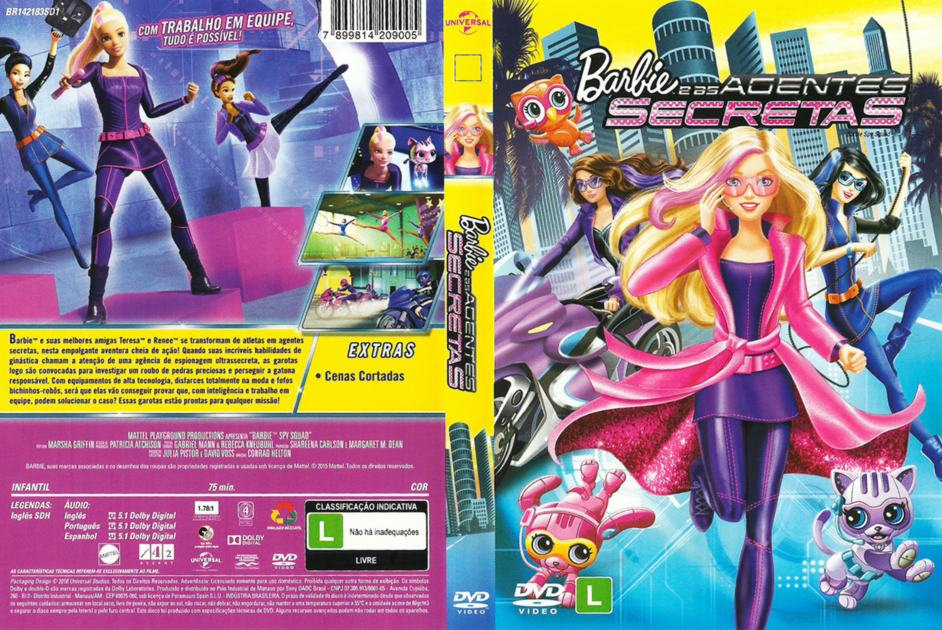 BarbieeasAgentesSecretas