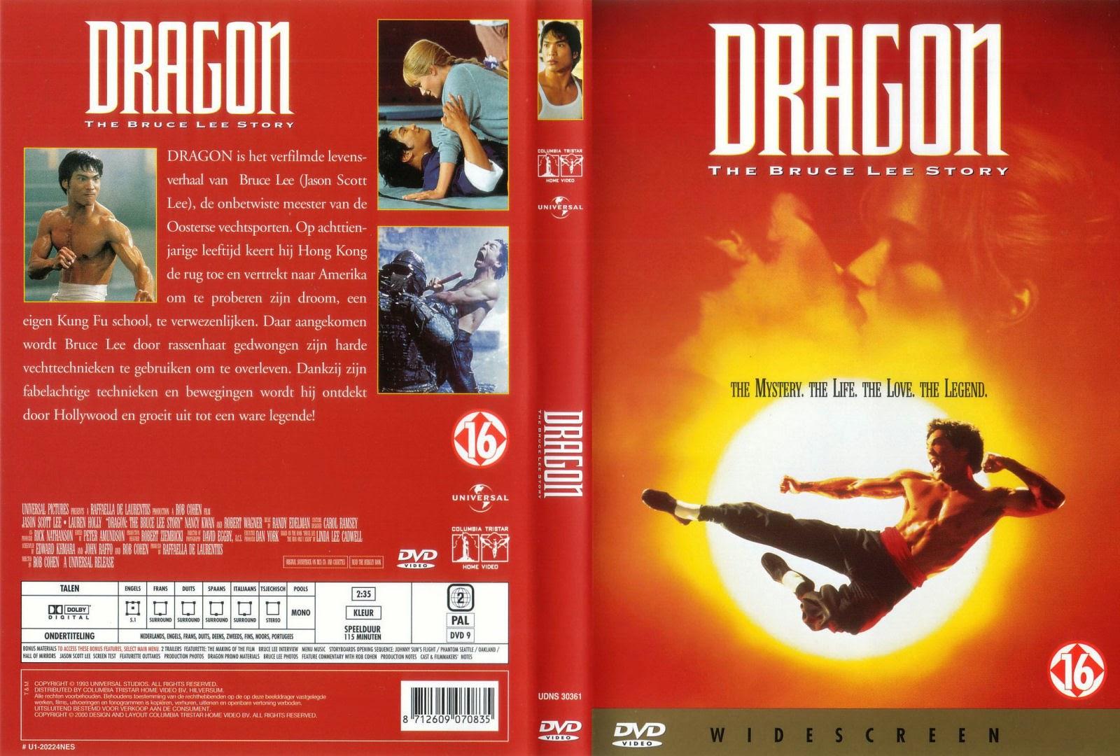 Dragão A História De Bruce Lee