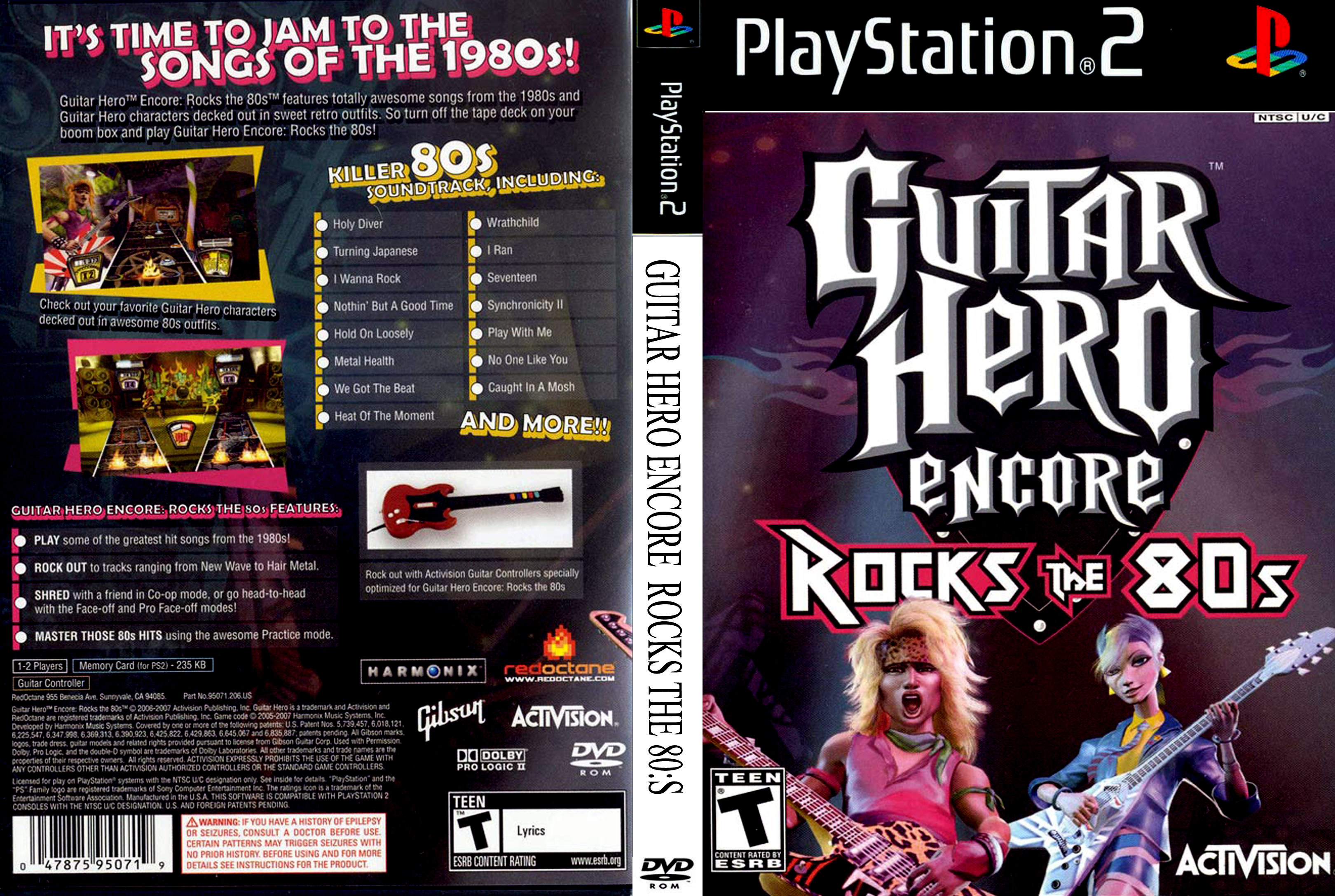 GuitarHeroEncoreRocksthe80s