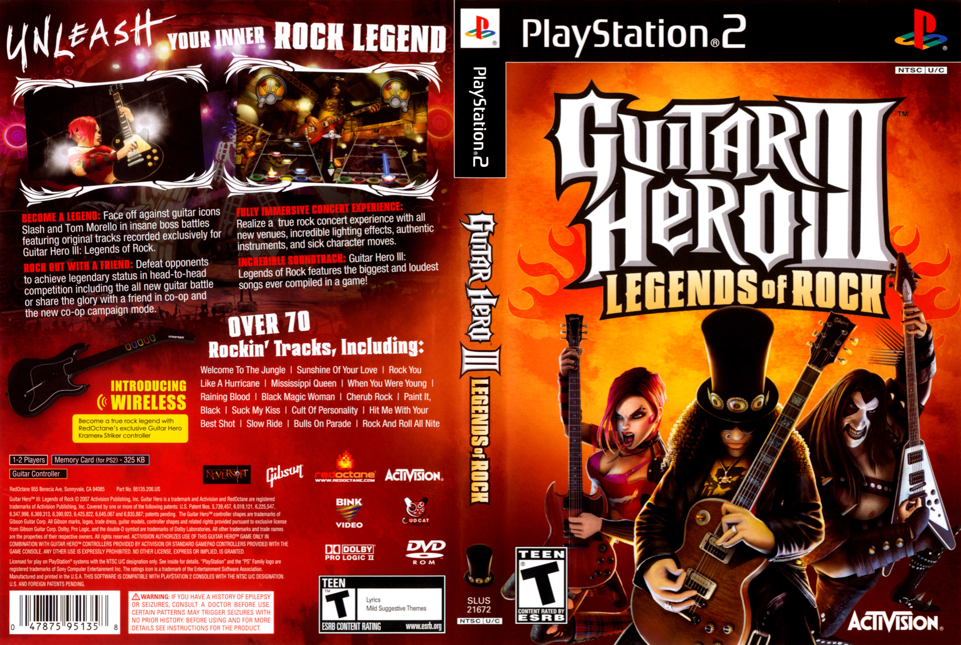GuitarHeroIIILegendsofRock