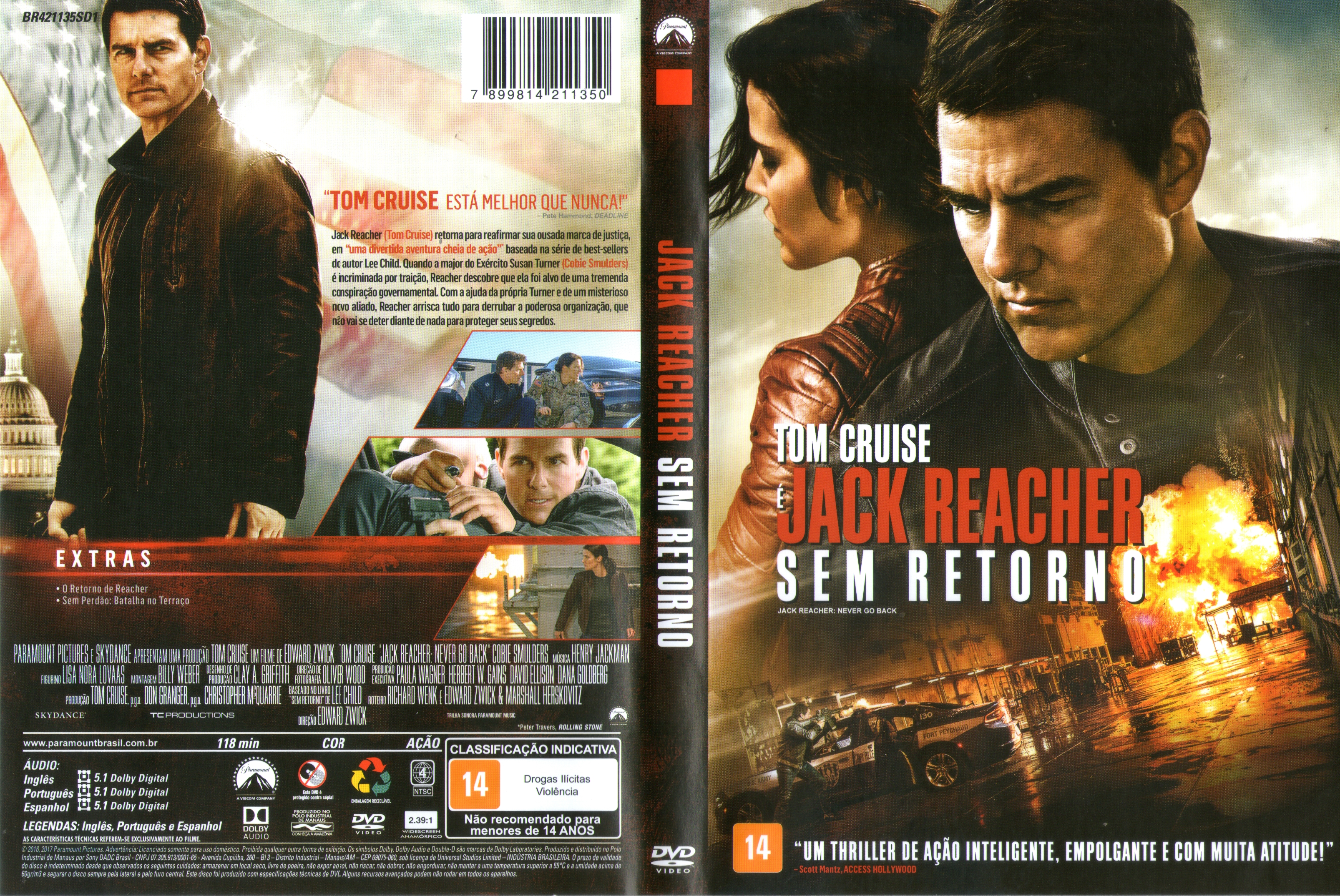 Jack Reacher 2 Movie4k