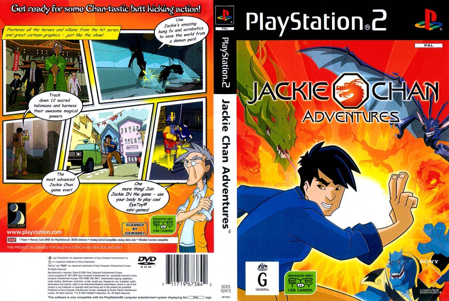 JackieChanAdventures