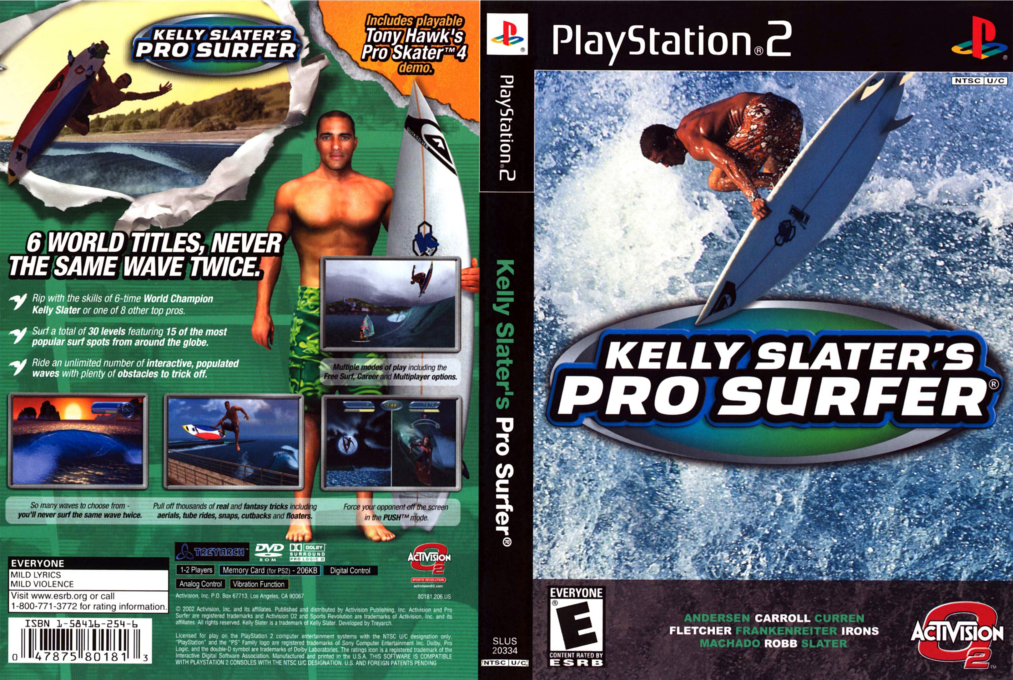 KellySlatersProSurfer