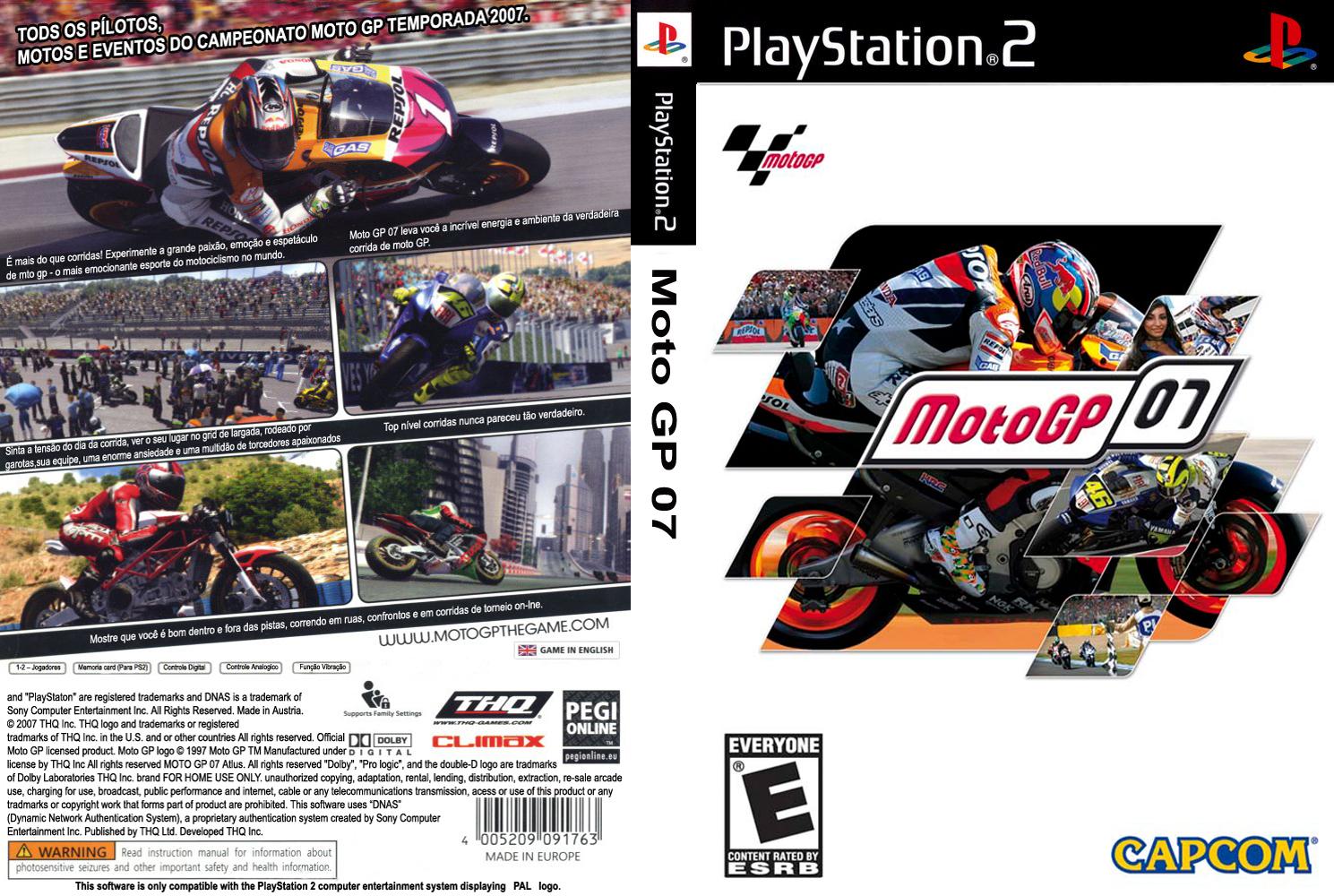 MotoGP07