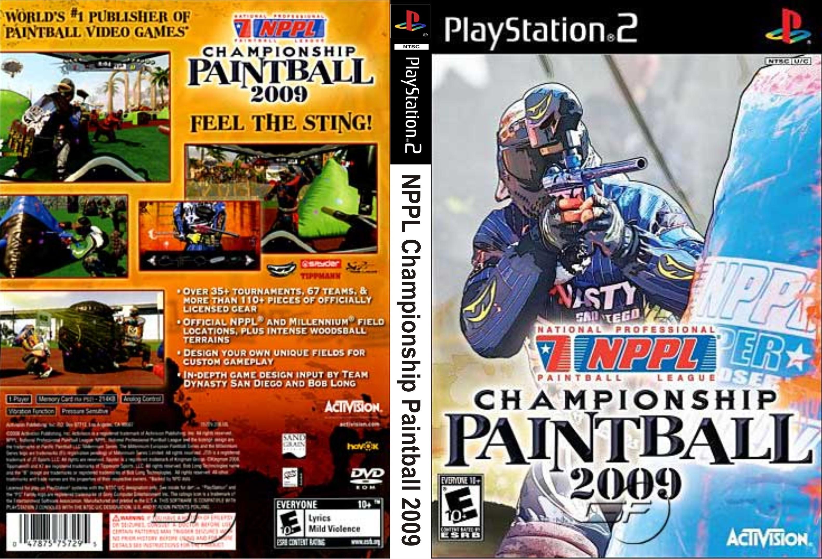 NPPLChampionshipPaintballBreakout2009