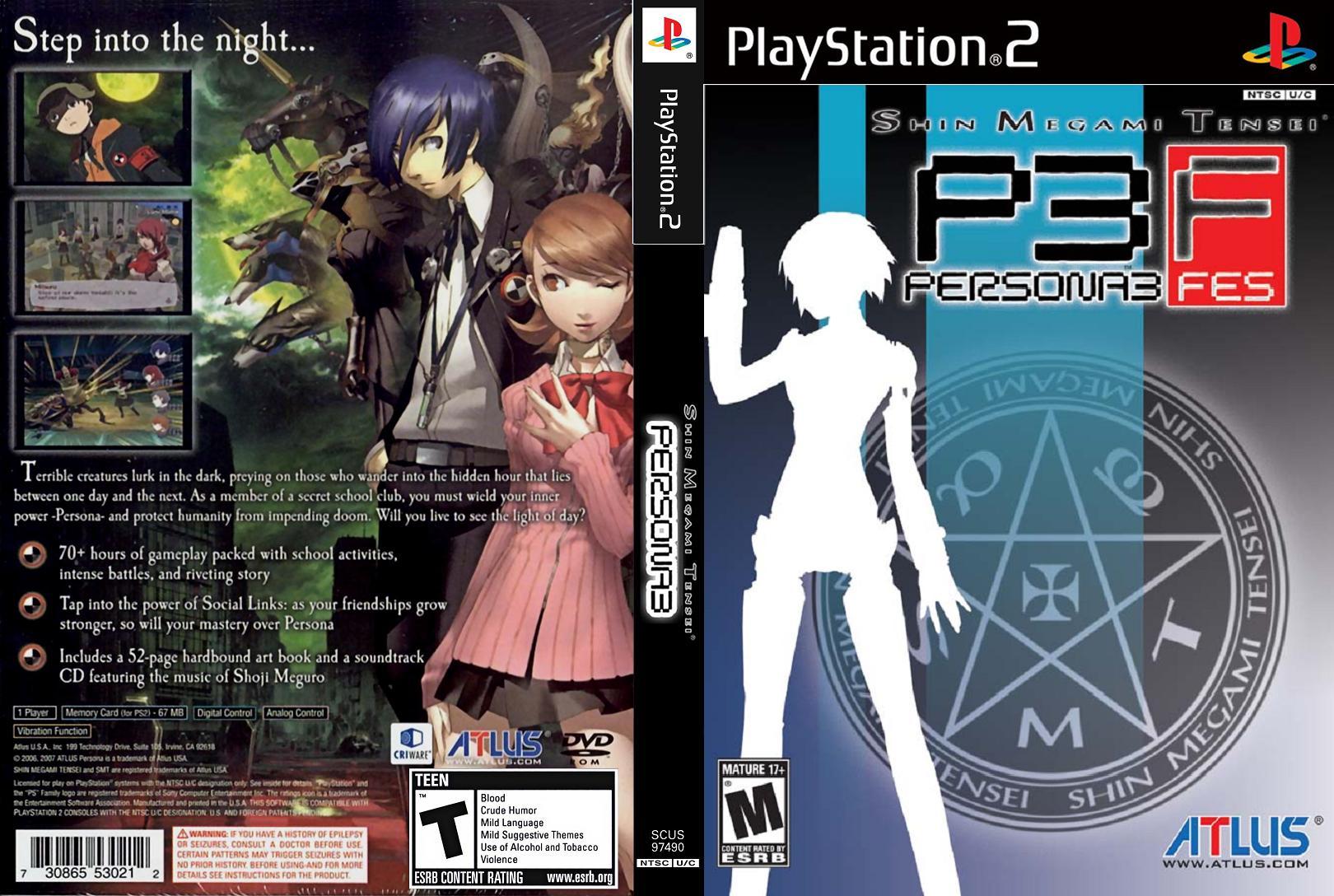 Persona3FES