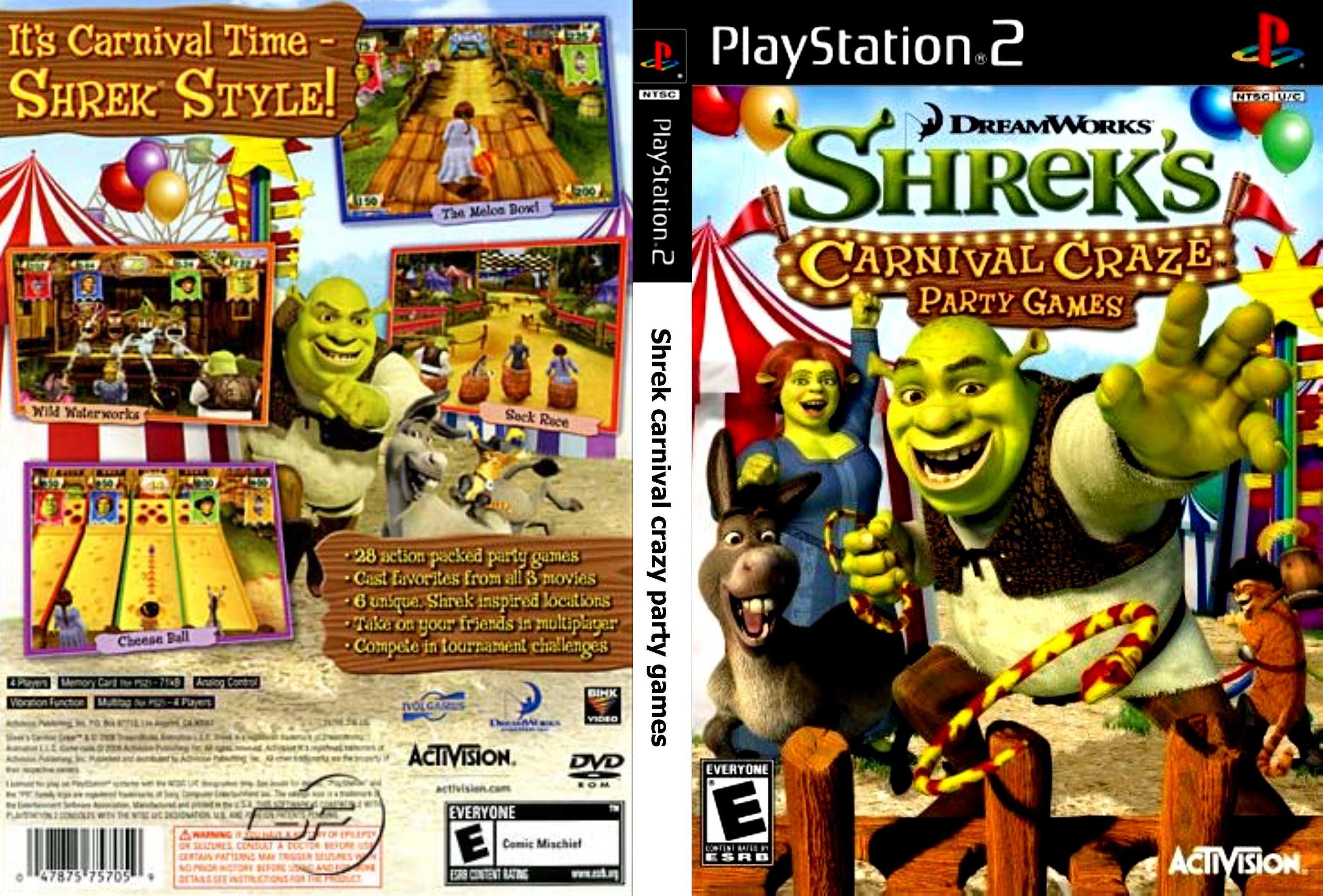 ShreksCarnivalCraze