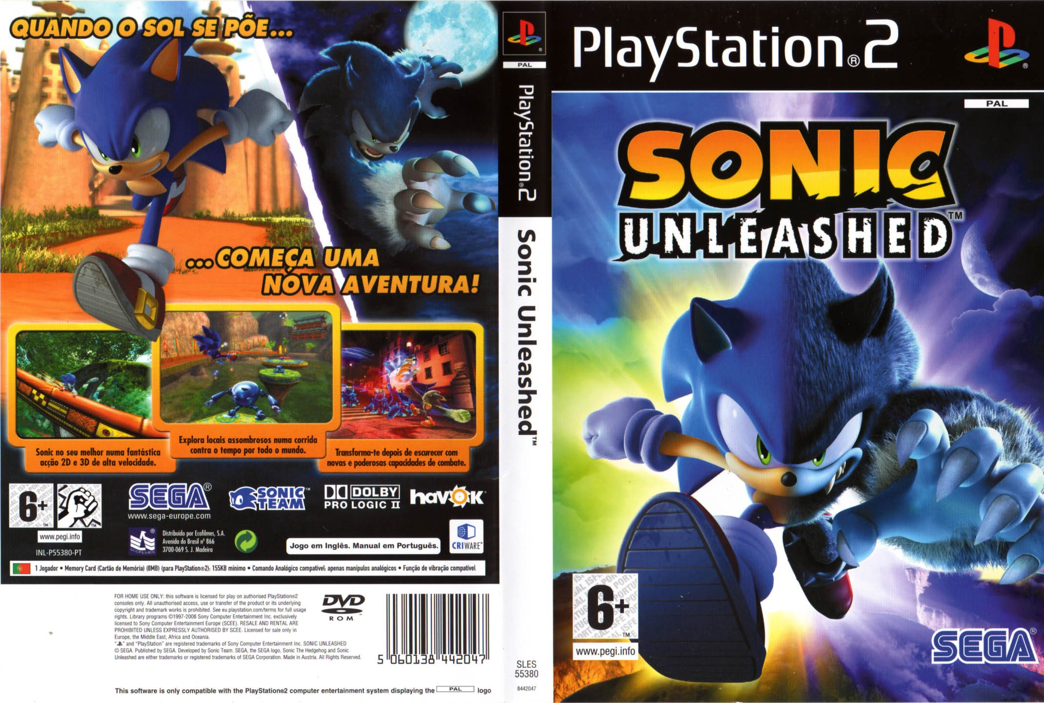 SonicUnleashed