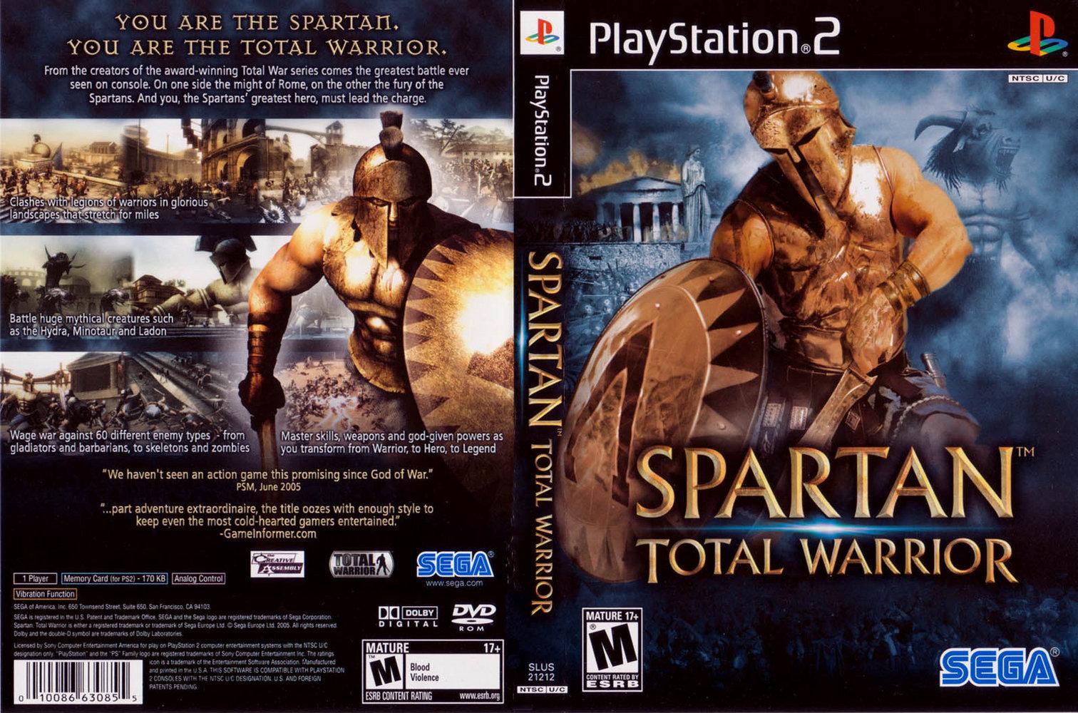 SpartanTotalWarrior