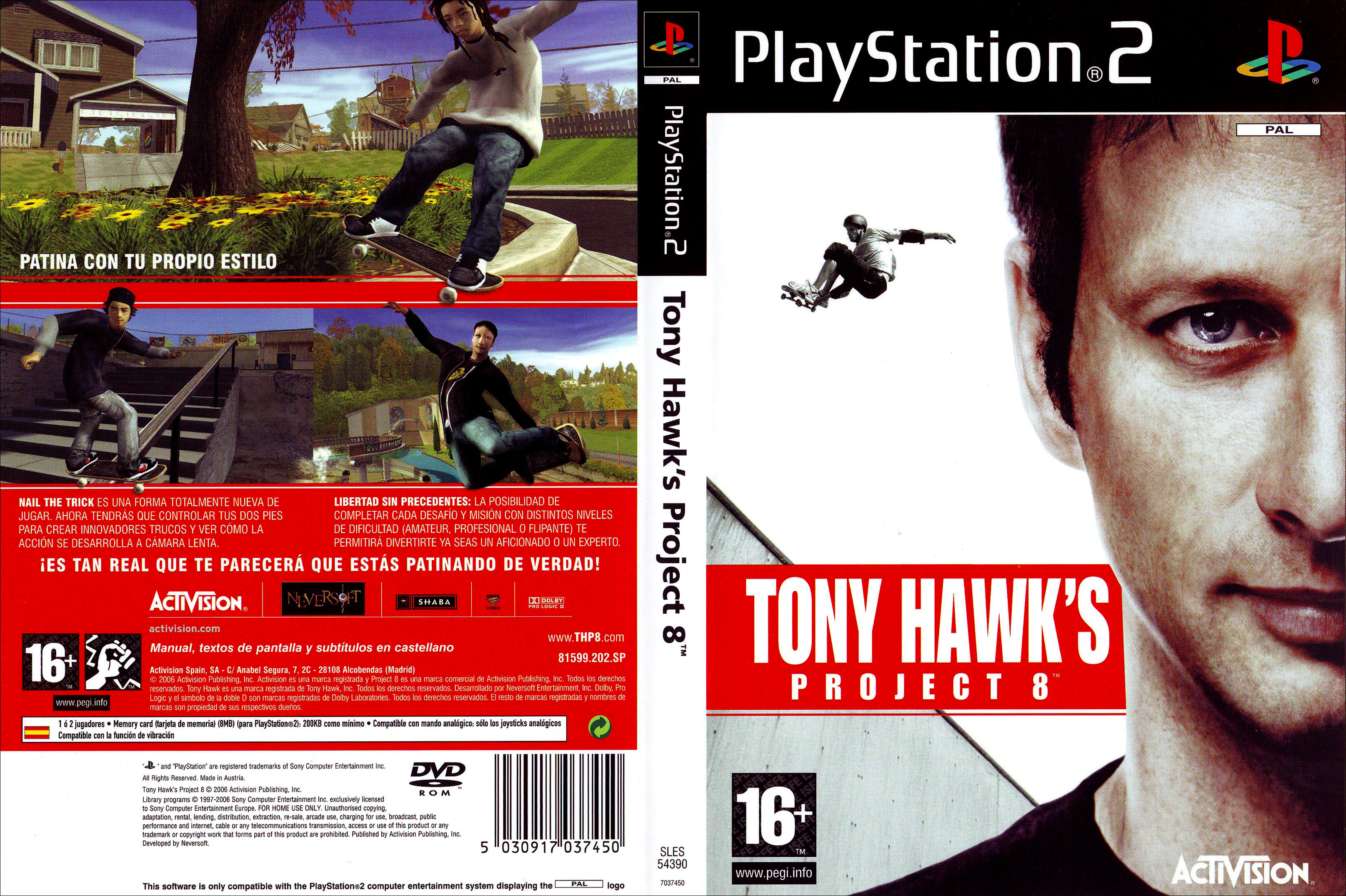 TonyHawksProject8