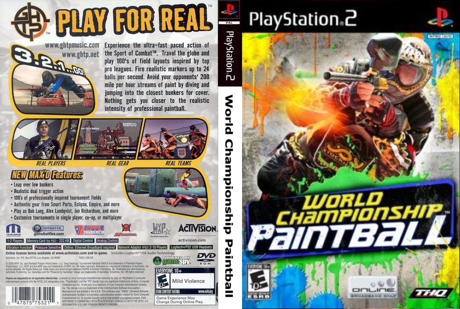 WorldChampionshipPaintball